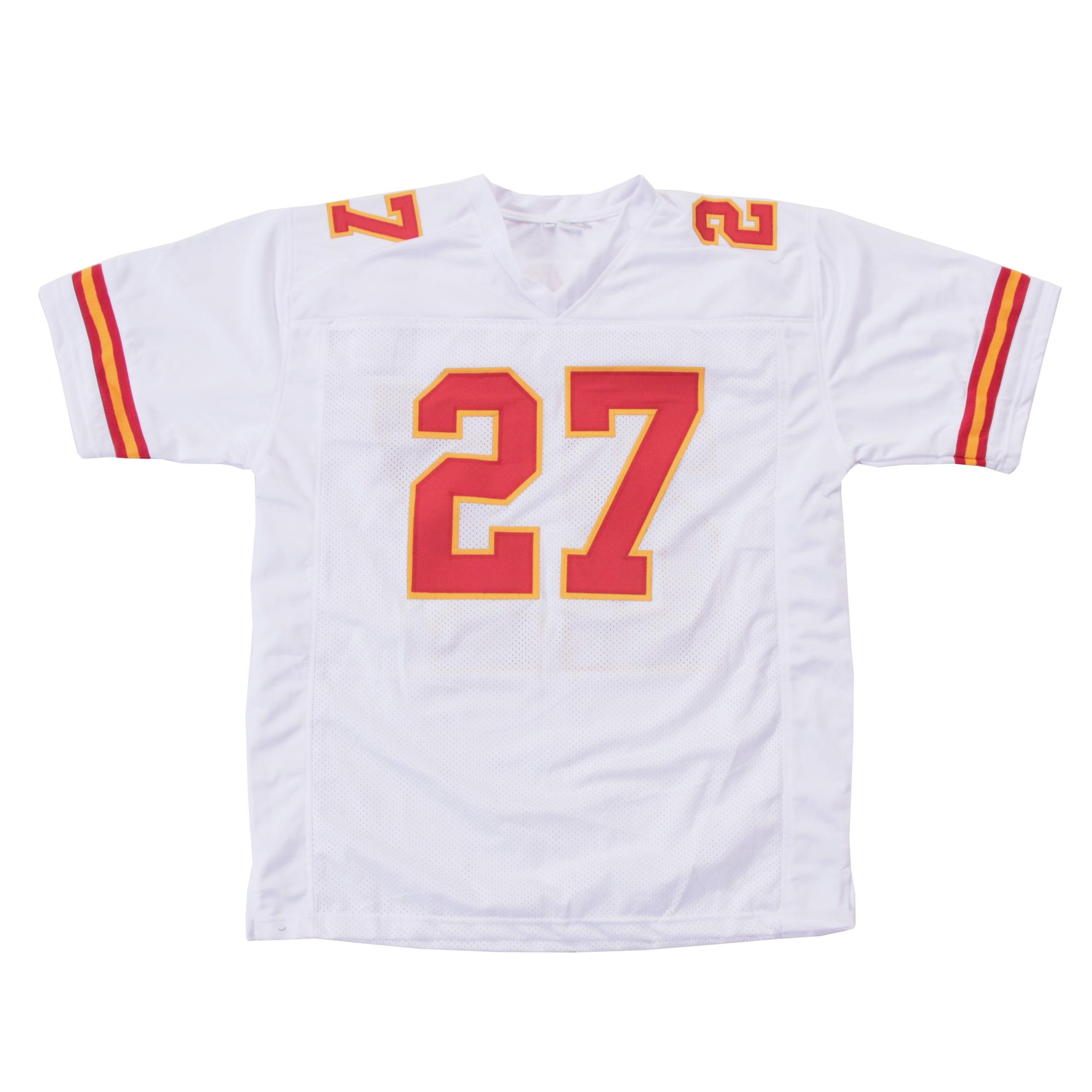 Kareem Hunt Signed Kansas City Chiefs NFL Football Jersey JSA COA