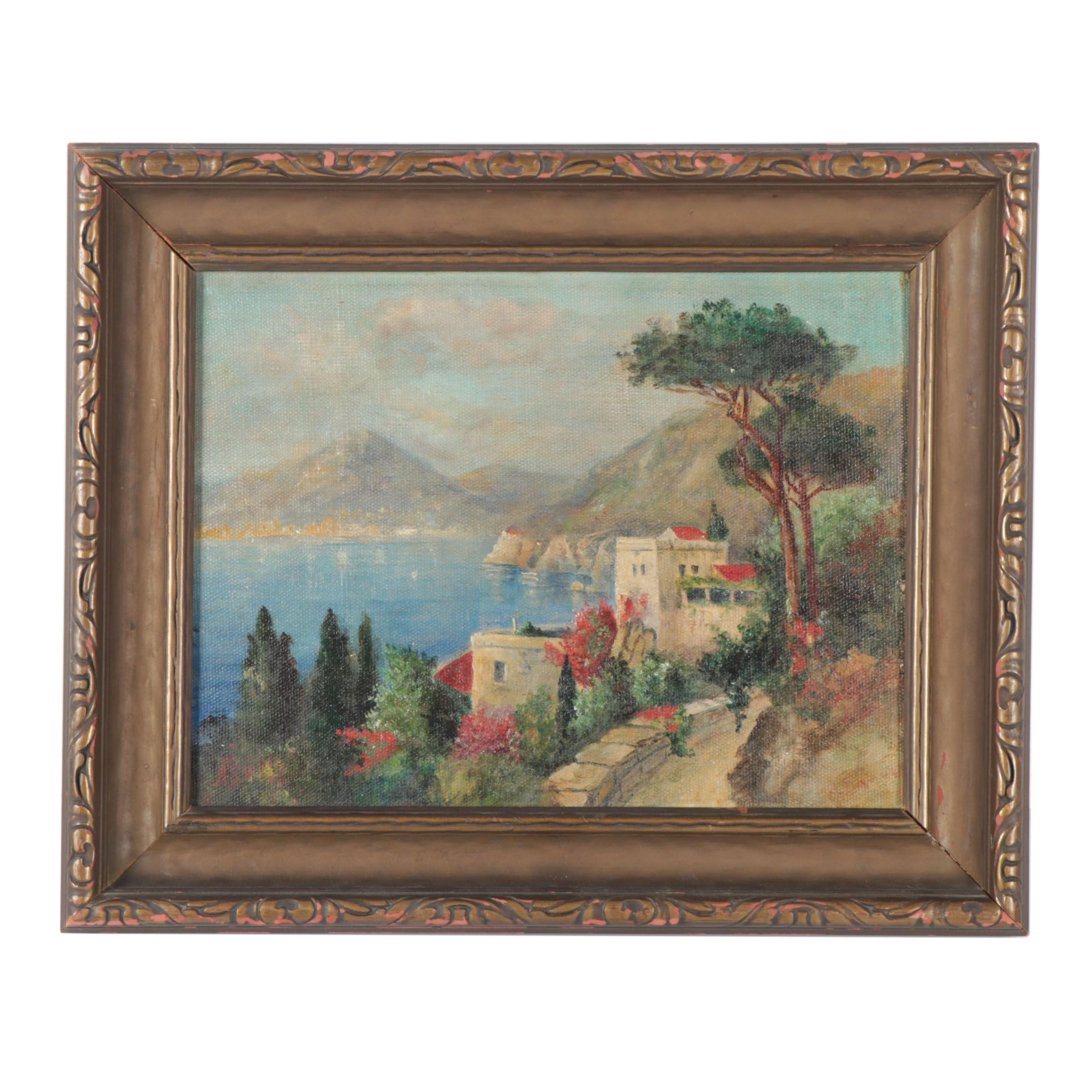 Early 20th Century European Landscape