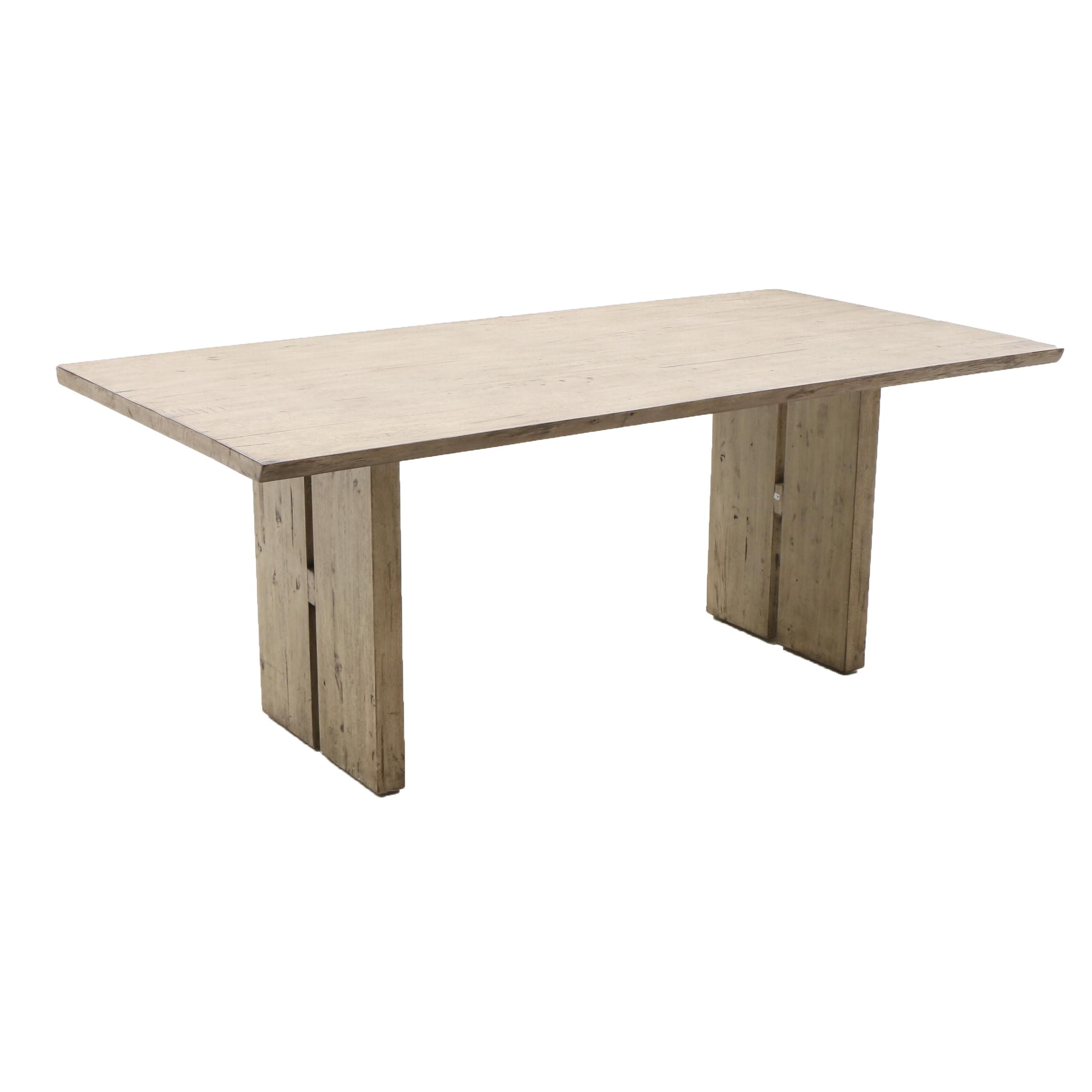 Reclaimed Wood Dining Table By Napa Furniture Designs ...