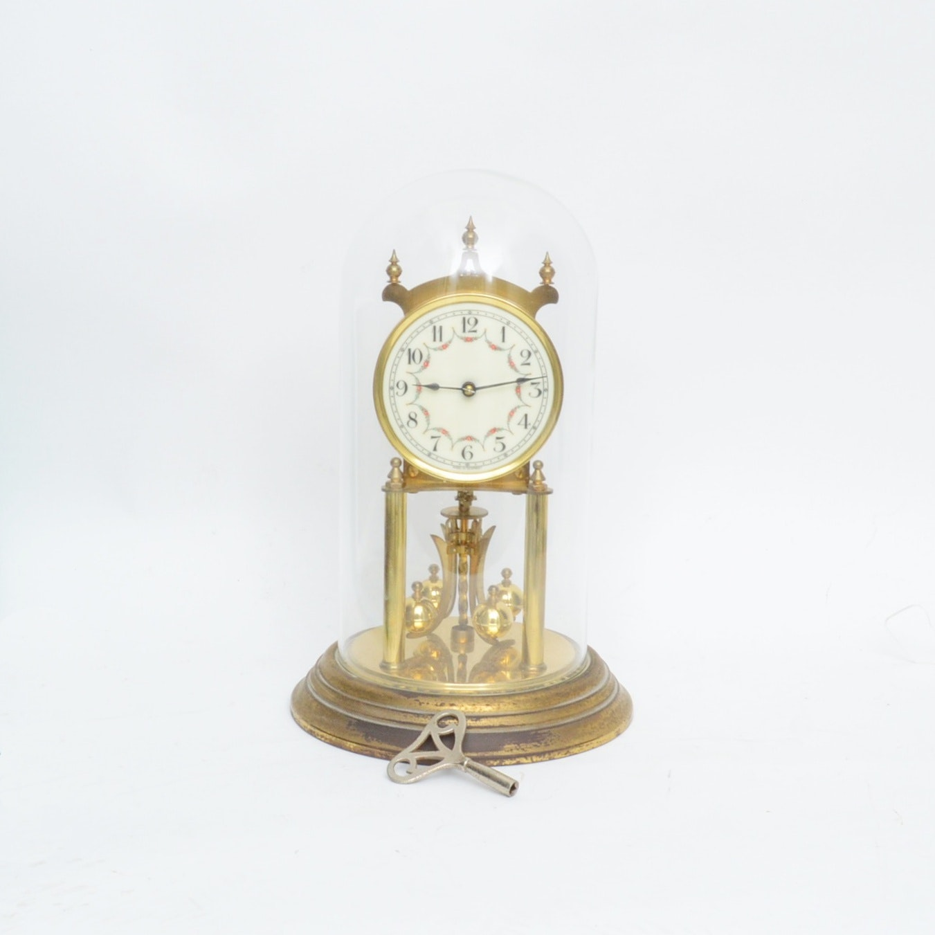 Kieninger and Obergfell German Anniversary Clock