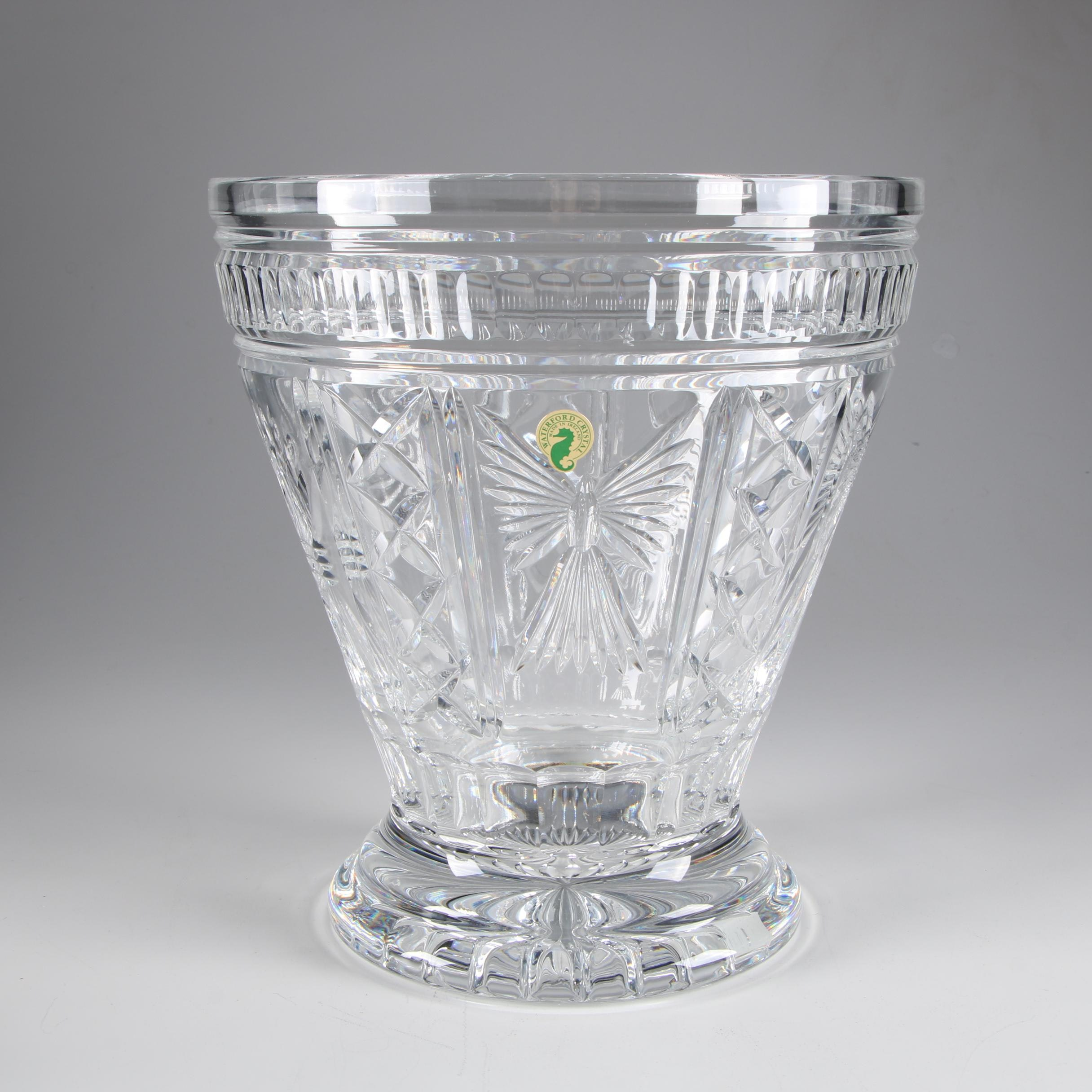 Waterford Crystal Millennium Series Champagne Bucket