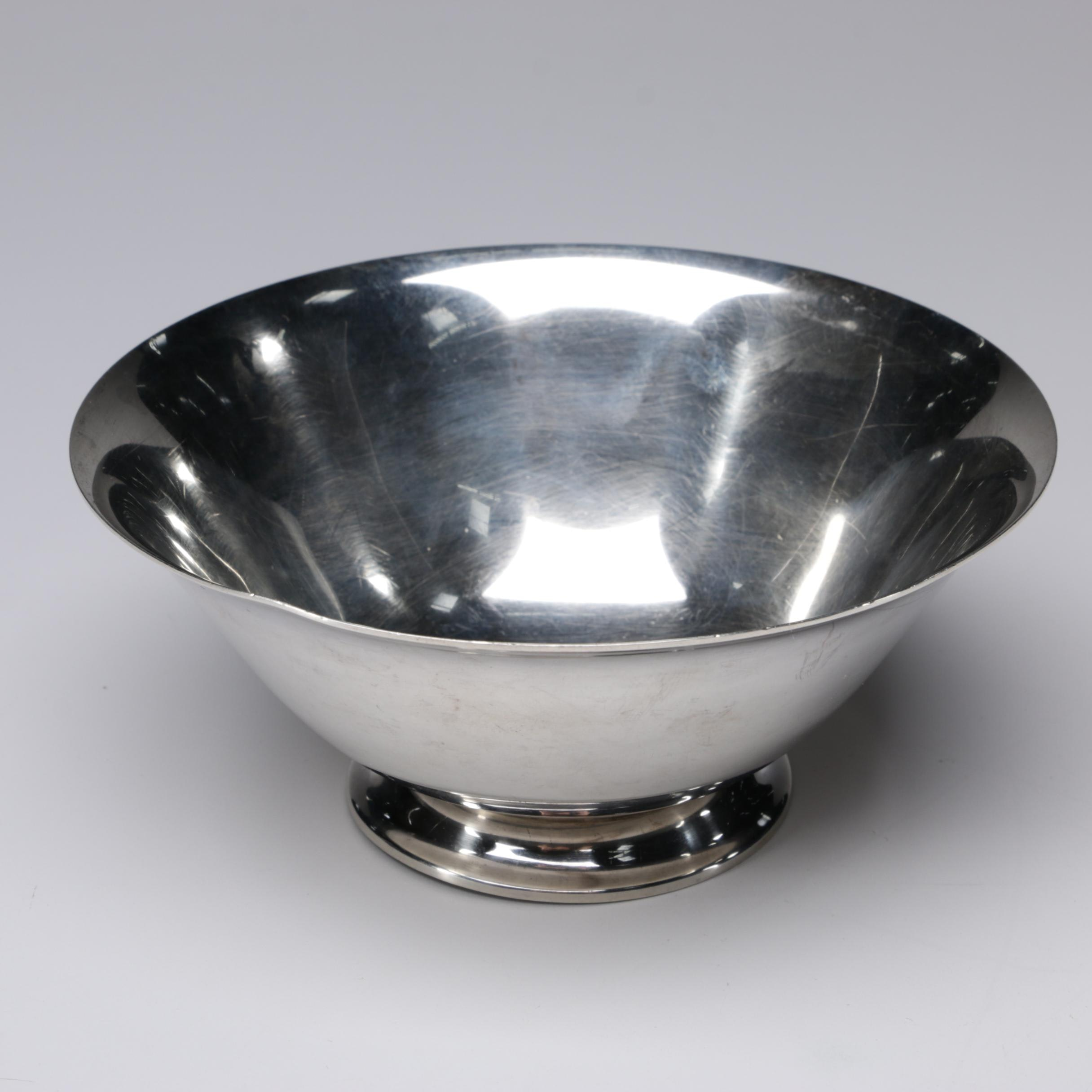Tiffany & Co. Sterling Silver Footed Bowl, 1947-1956