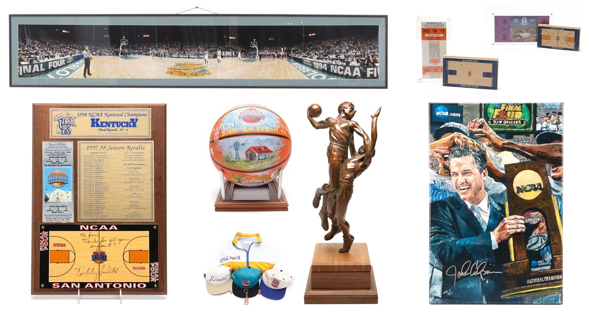 Seller Story: Jim Host, Sports Marketing Pioneer, Kentucky