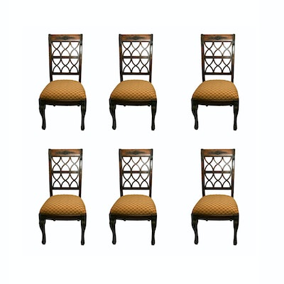 Neoclassical Style Dining Chairs