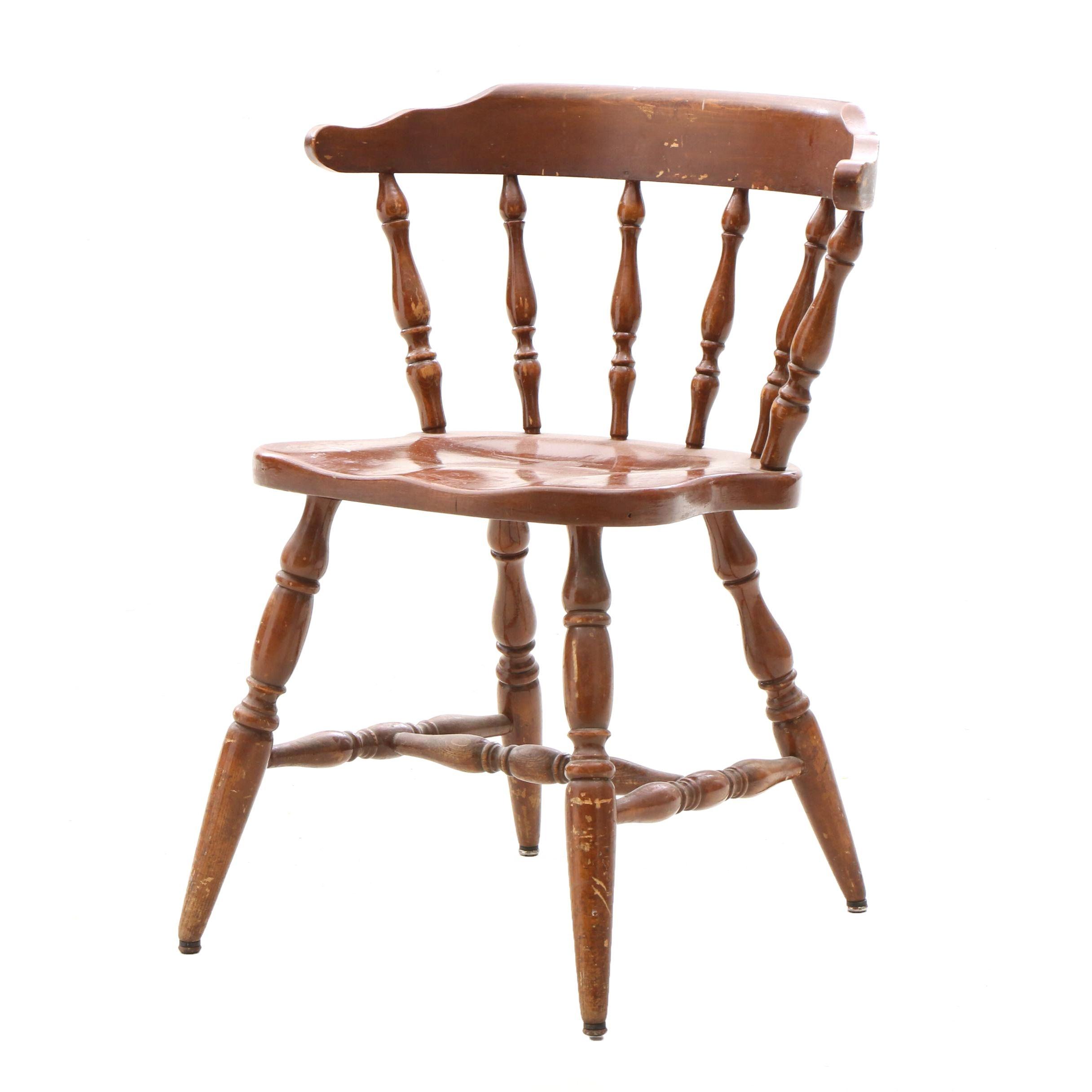 Jack Dempsey Restaurant Chair