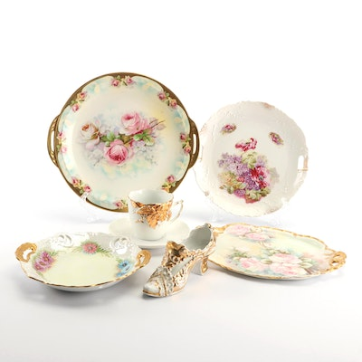 Porcelain Tableware Including Rosenthal, Late 19th/Early 20th Century