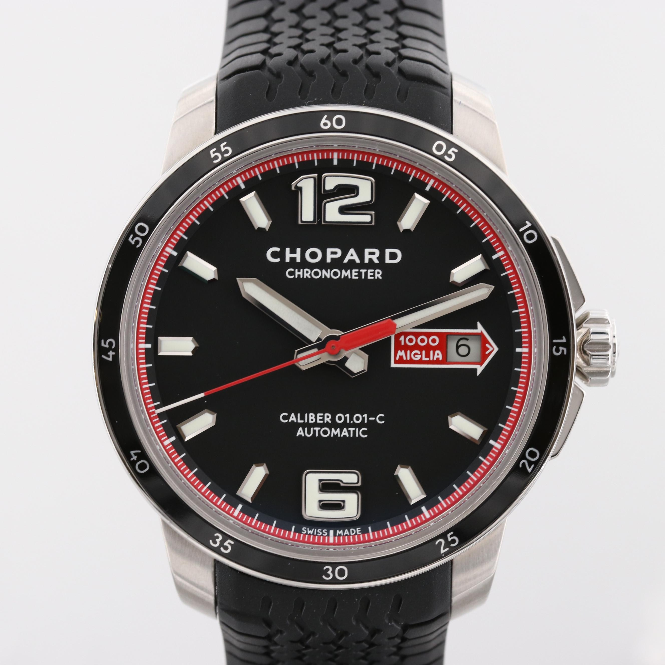 Chopard Mille Miglia GTS Stainless Steel Automatic Wristwatch