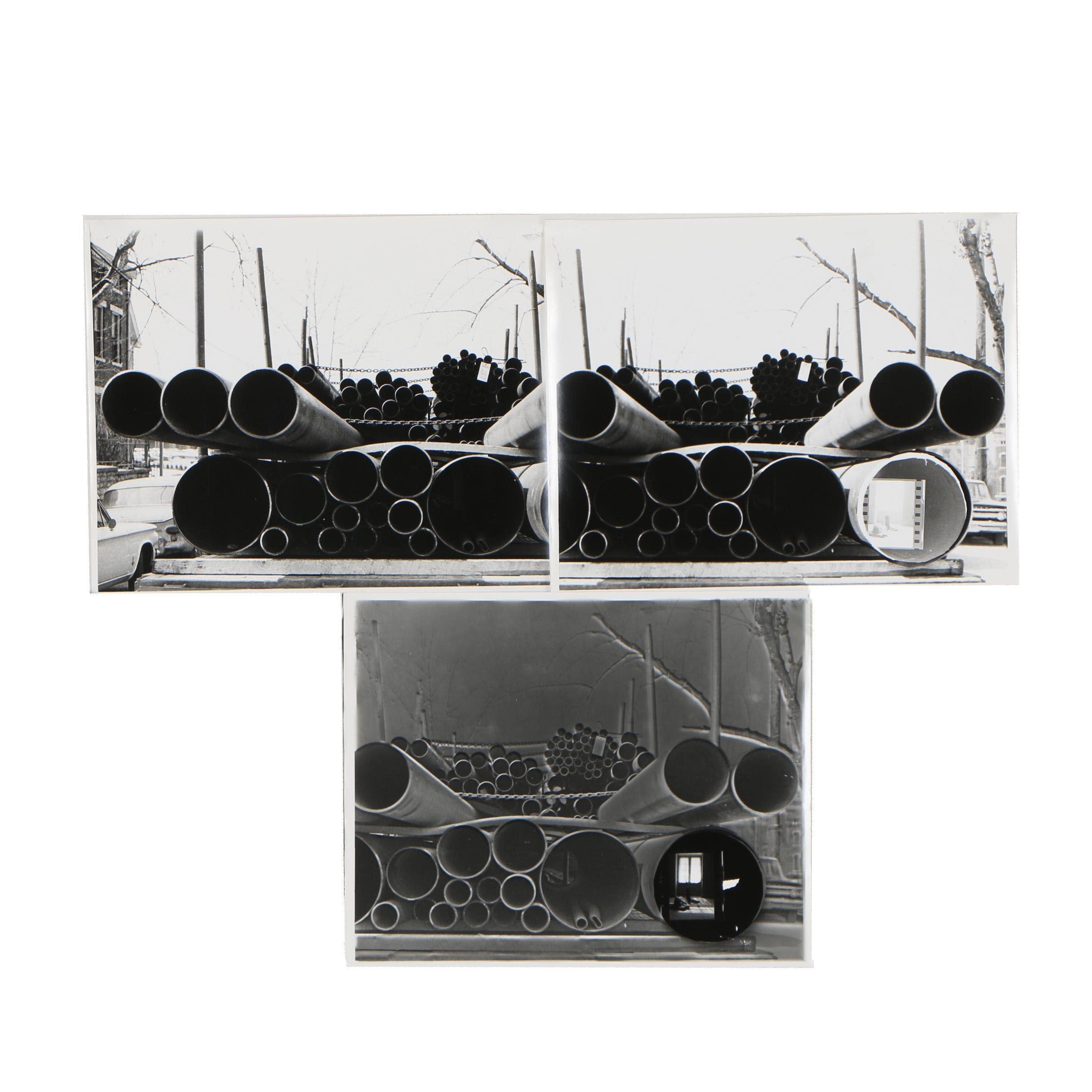 Merle Rosen Silver Gelatin Photographs
