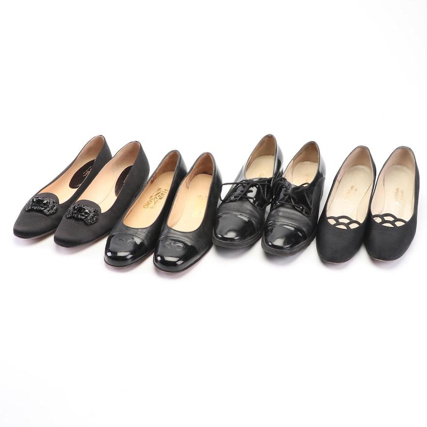 33f1915f472 Women s Dress Shoes with Salvatore Ferragamo