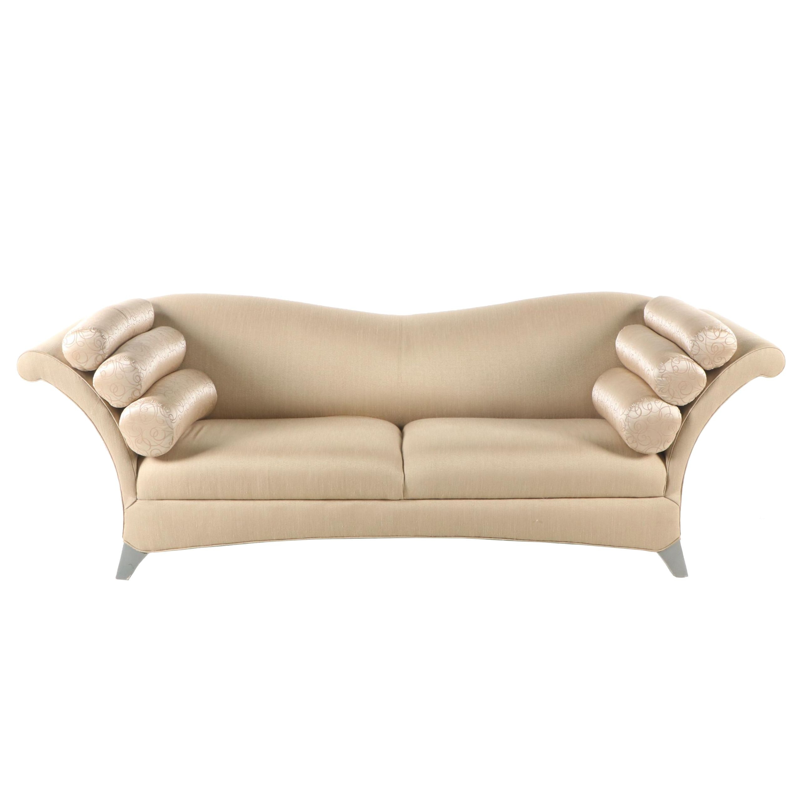 Contemporary Upholstered Sofa