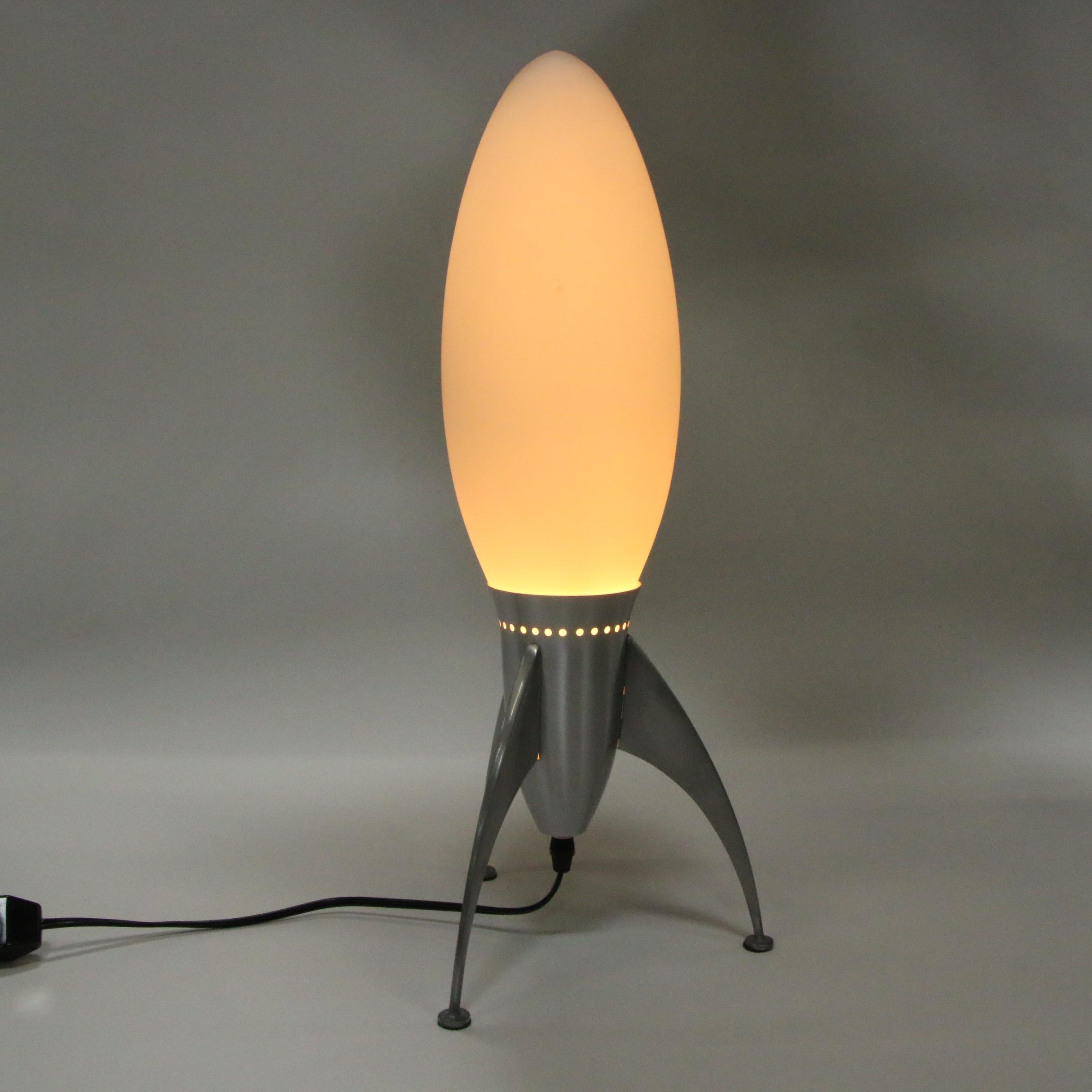 Kaoyi Electric Co. Spaceship Accent Lamp, Mid-Century