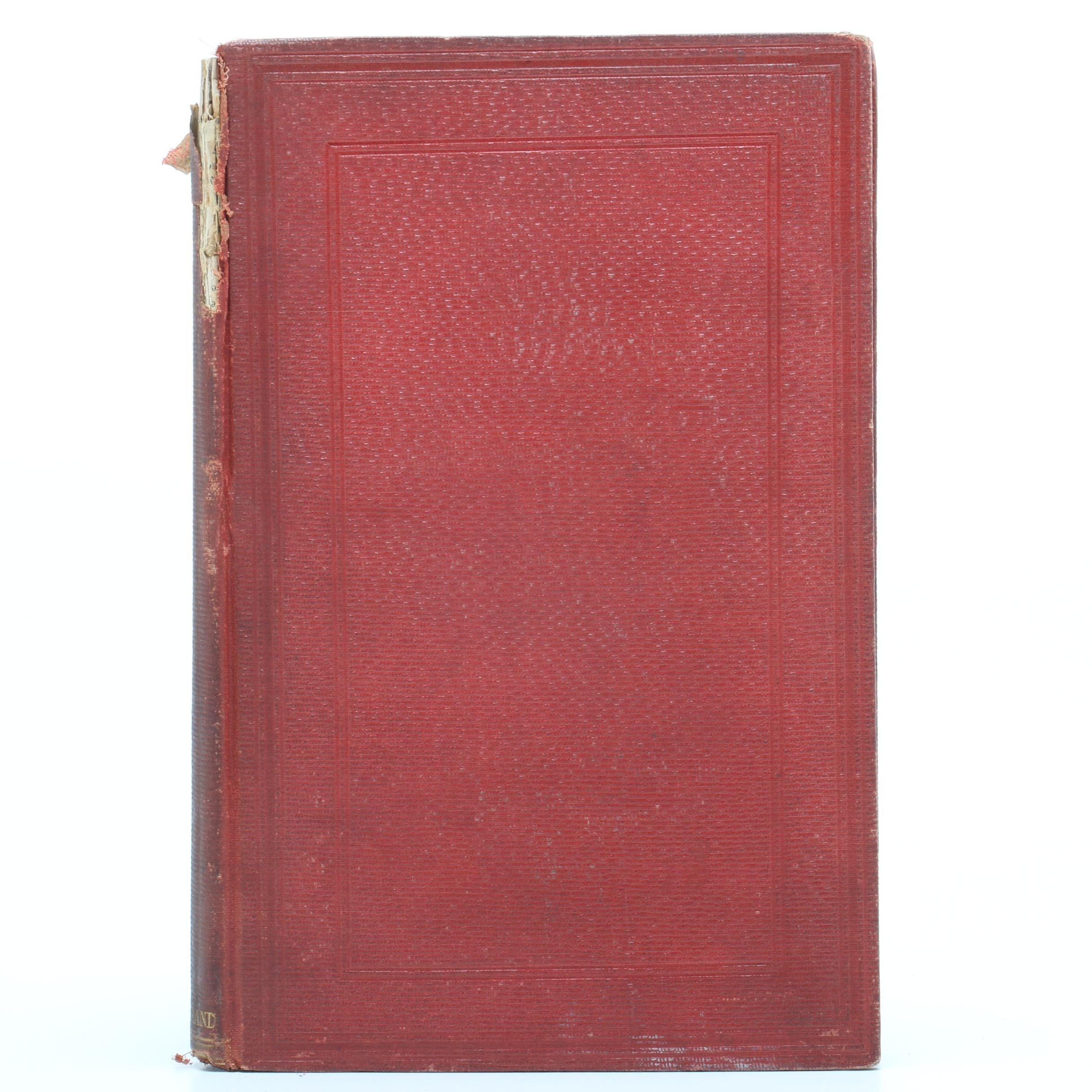 """1867 """"History of the Campaign of Mobile"""" by Brevet Major-General C. C. Andrews"""