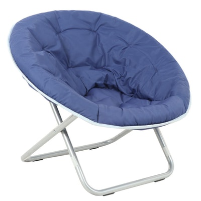 Pleasant Rattan Papasan Chair Ebth Dailytribune Chair Design For Home Dailytribuneorg