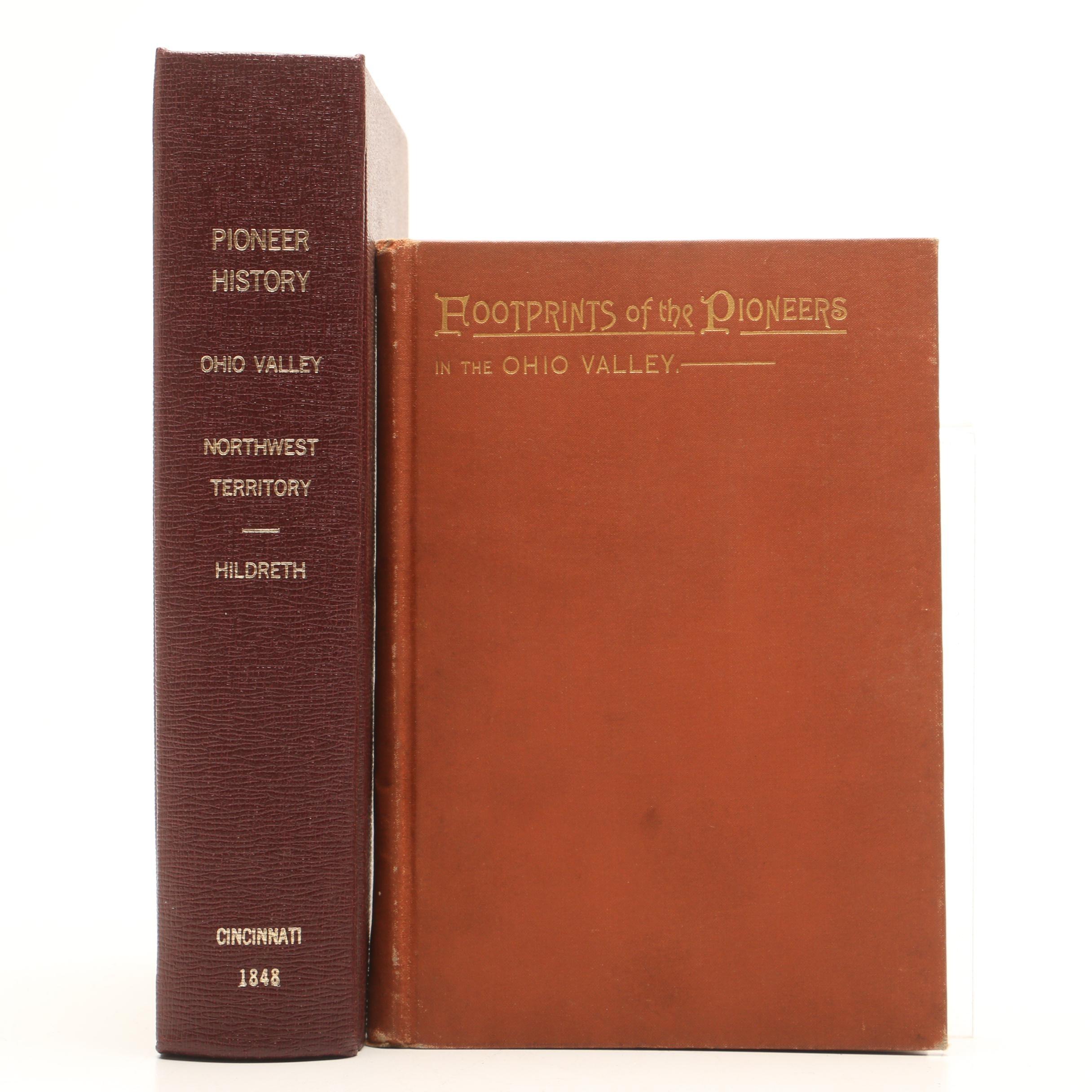 Antique Pioneer Books of the Ohio Valley