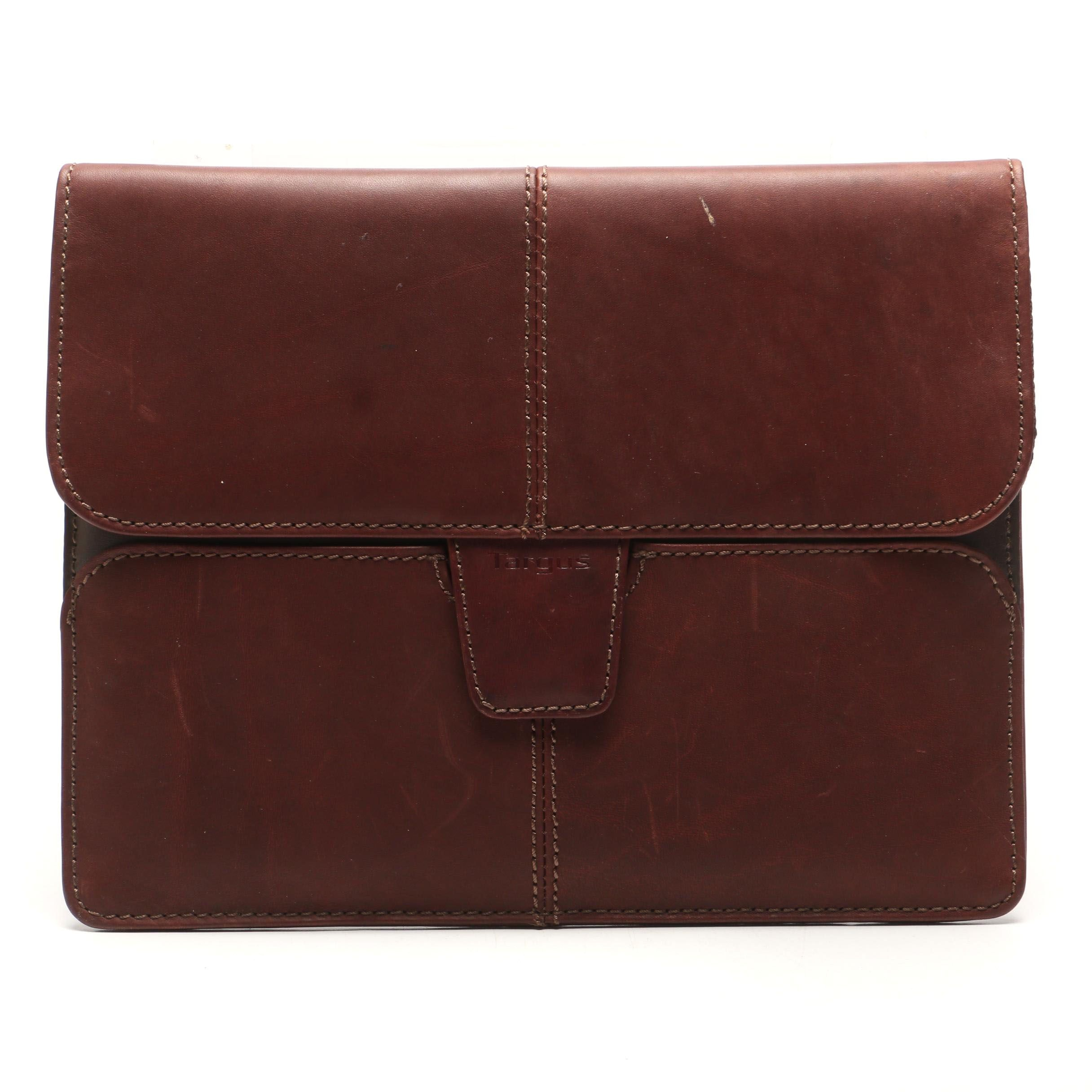 Targus Leather Tablet Traveling Case