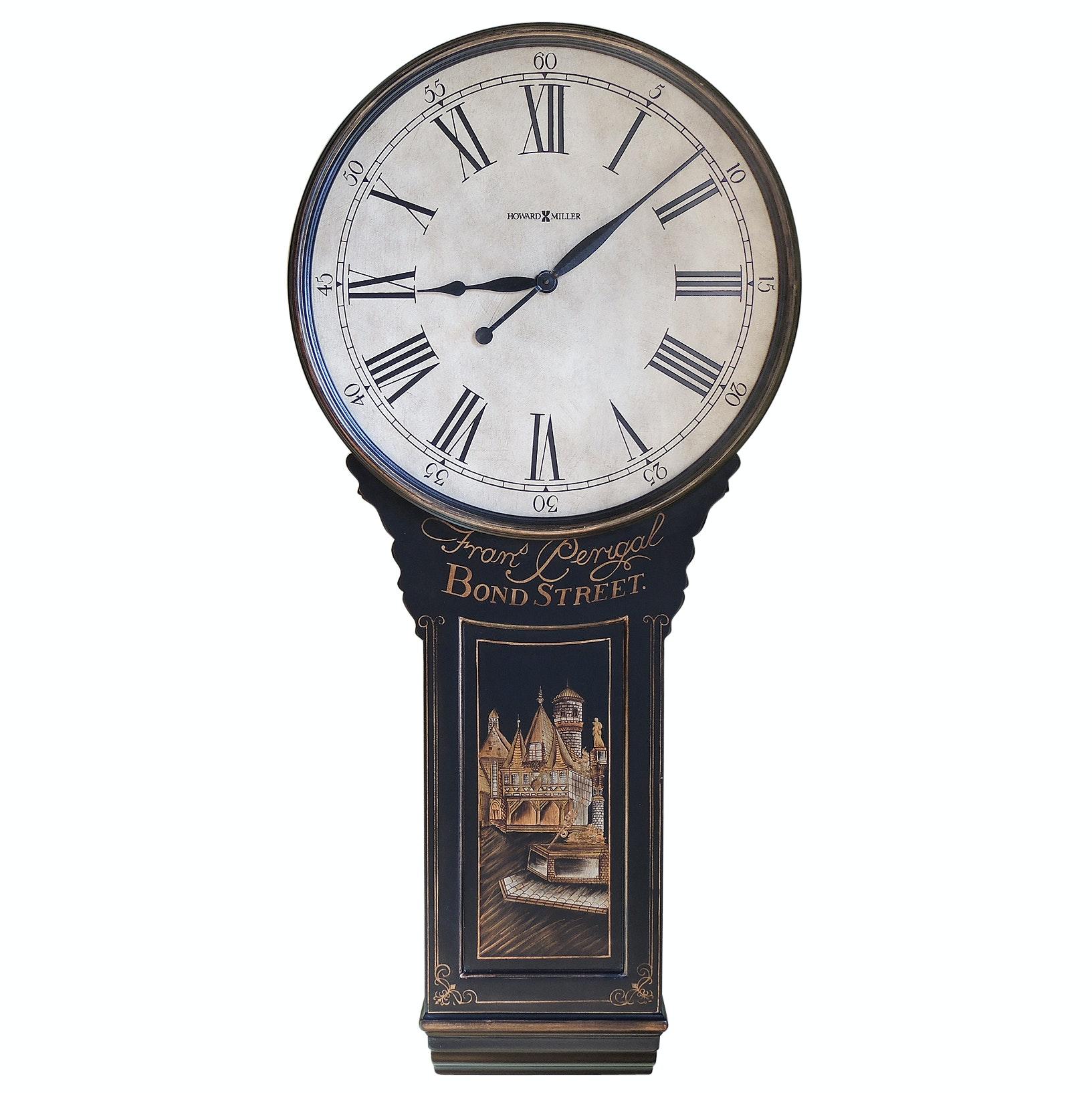 Howard Miller Decorative Wall Clock