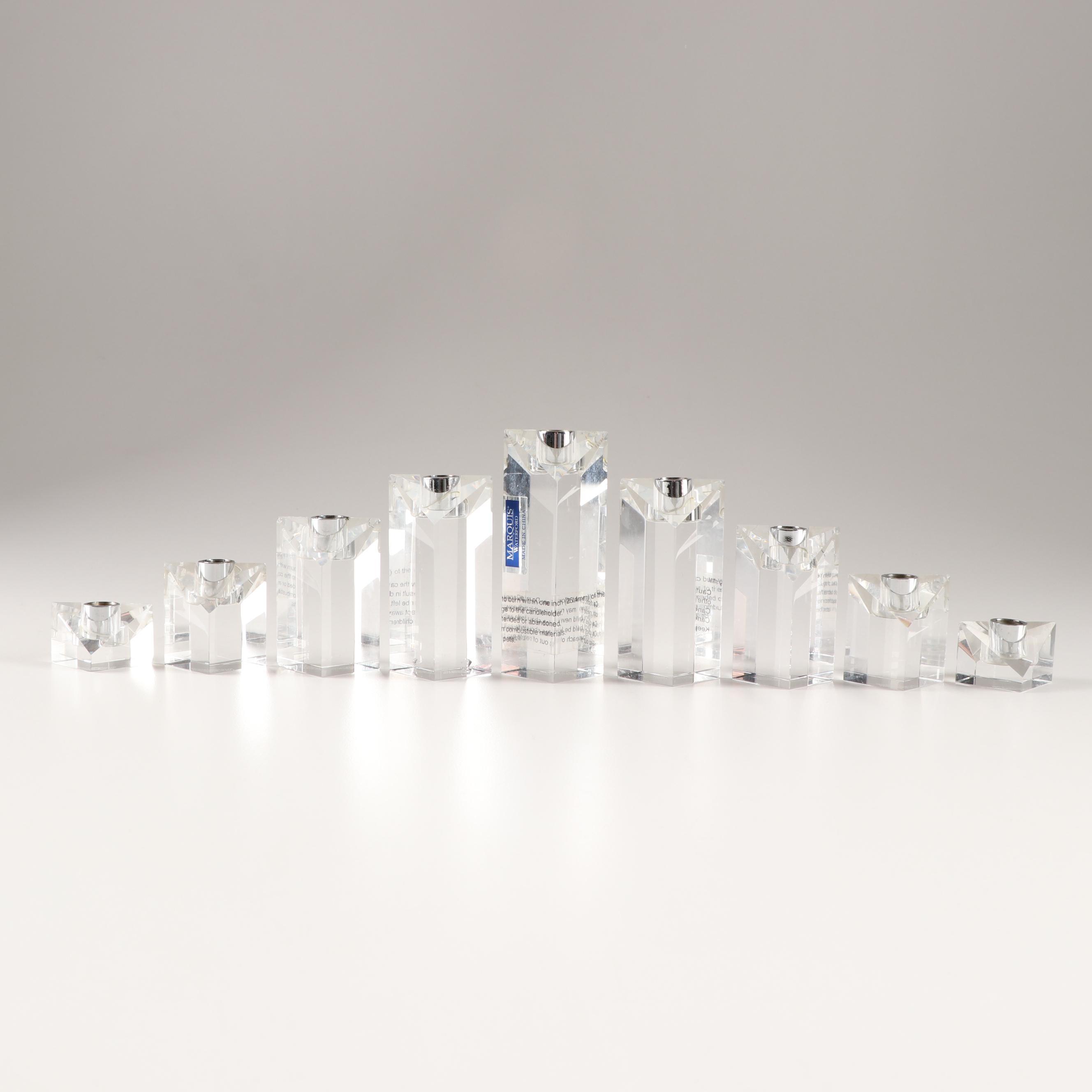 Waterford Crystal Menorah