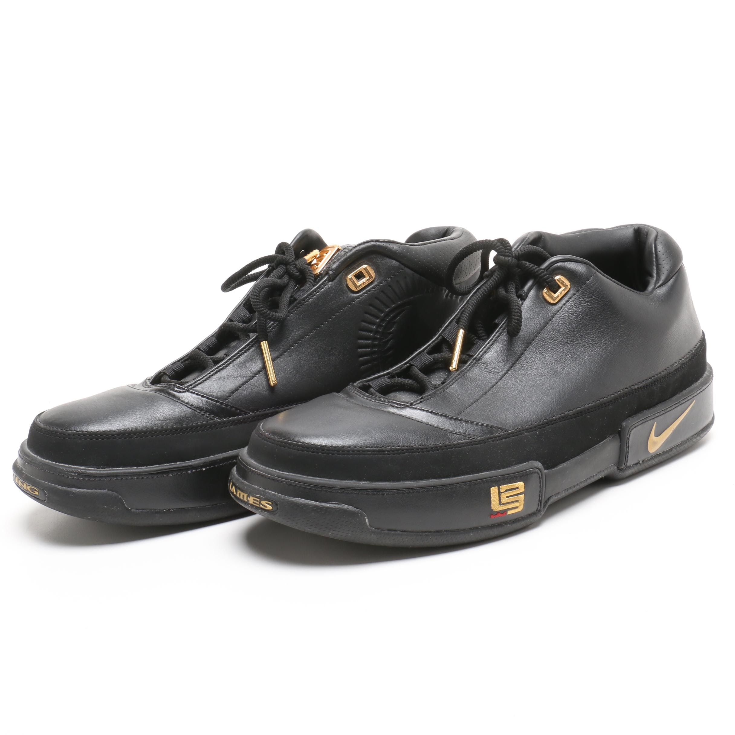 "LeBron James Endorsed ""Zoom"" Nike Shoes"