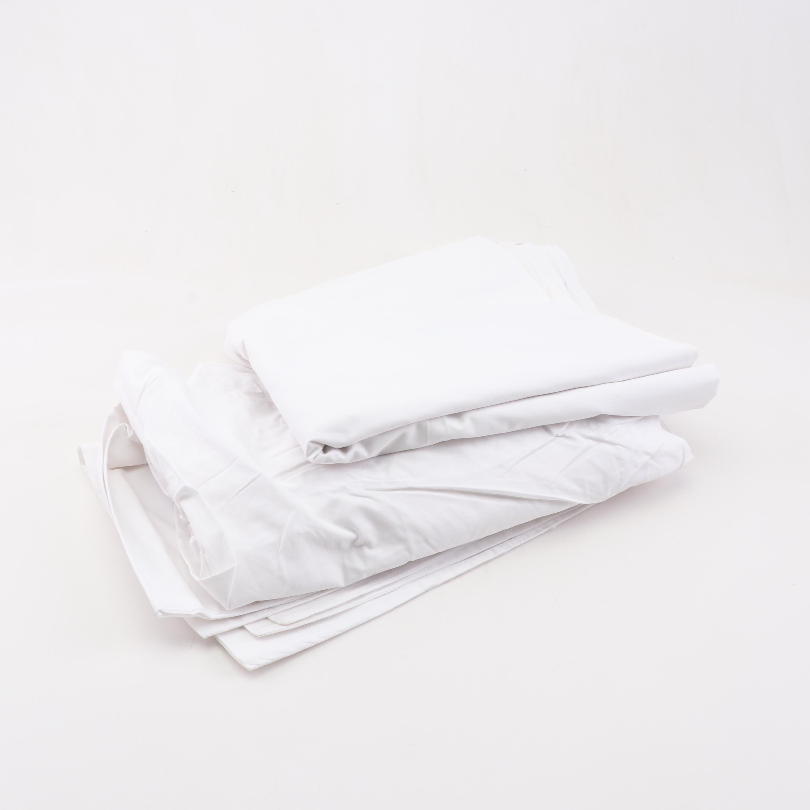 Artee Collections Hand-Embroidered Queen Bed Sheet Set