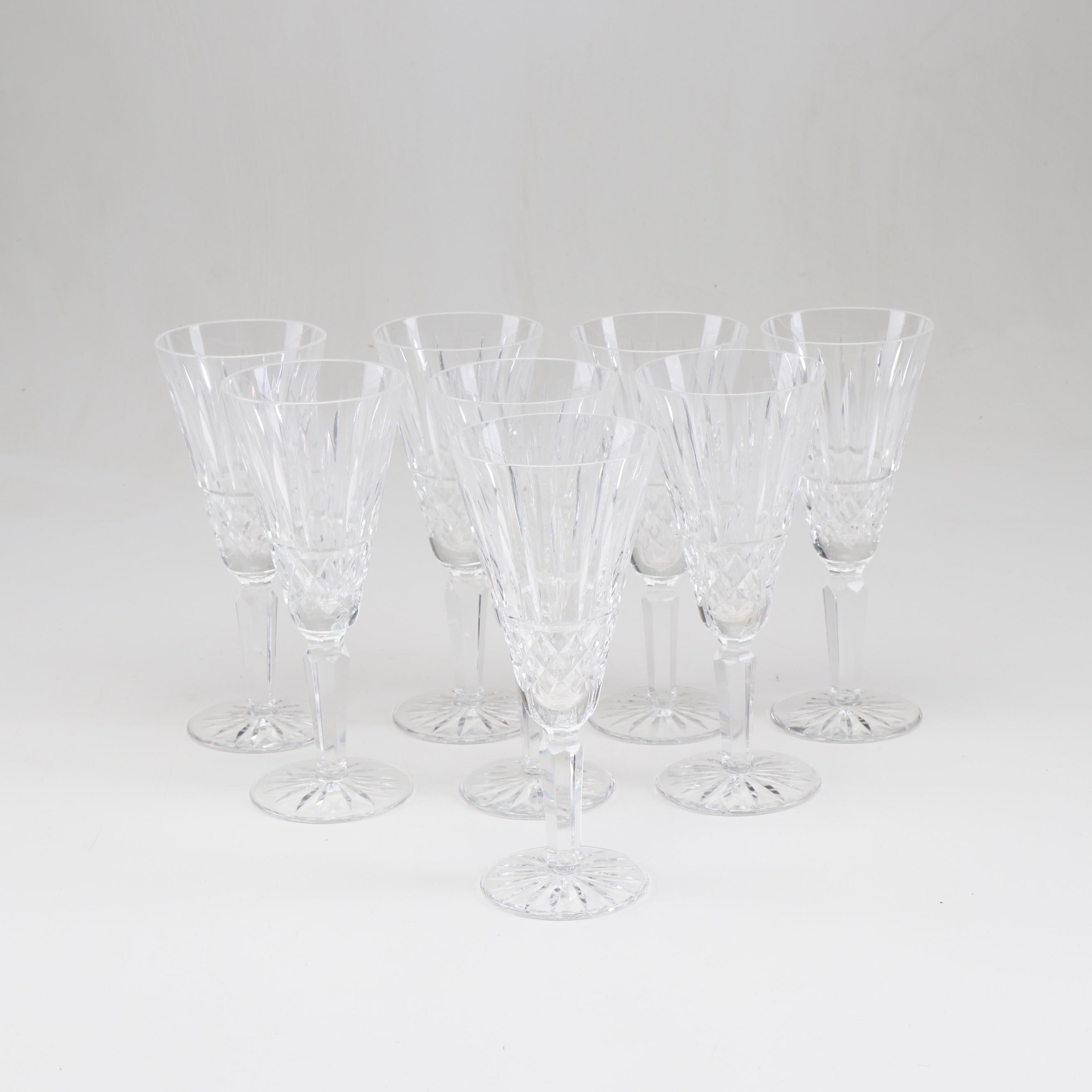"Waterford Crystal ""Maeve"" Goblets"