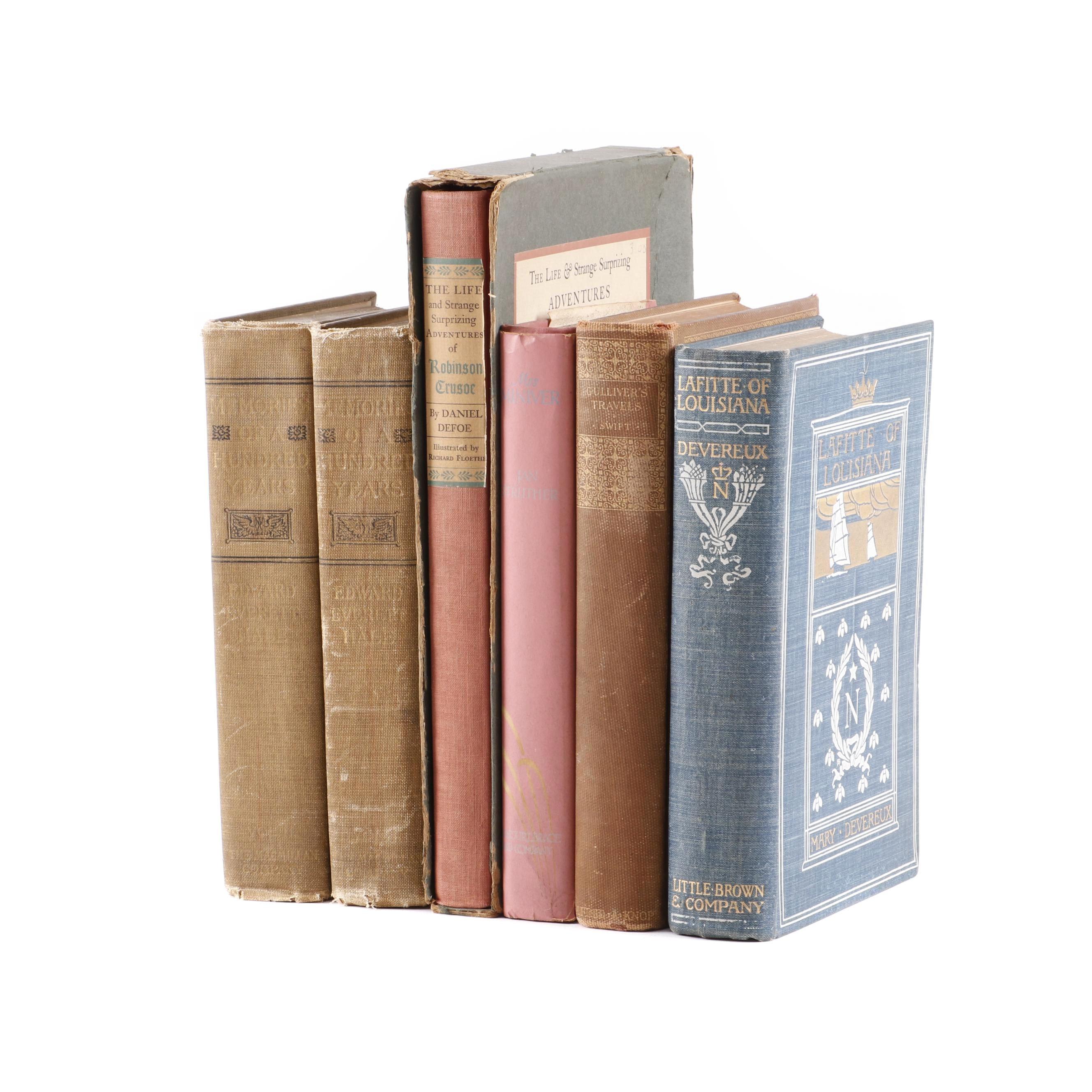 Vintage and Antique Children's Books