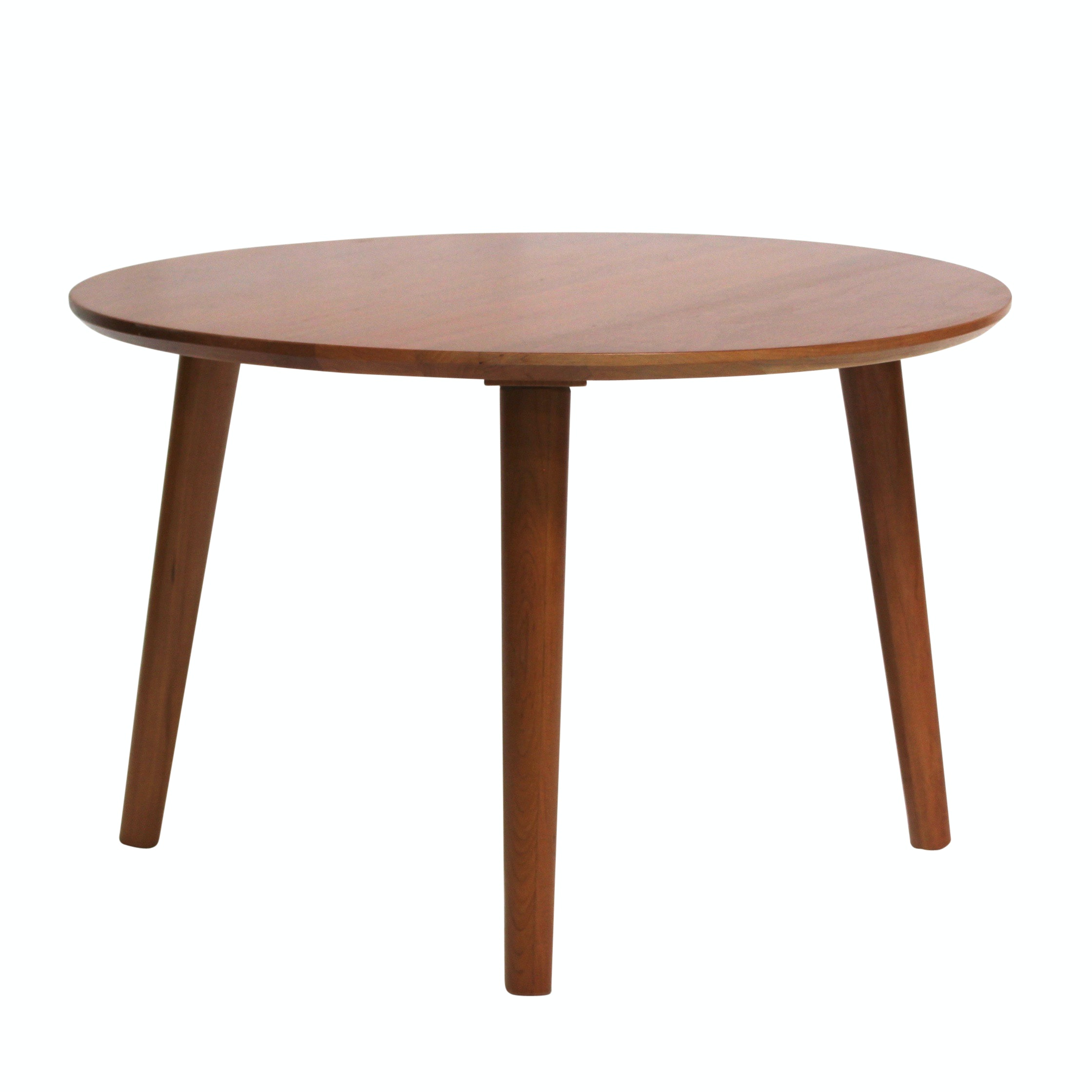 American Trails Mid-Century Modern Style Accent Table, Contemporary