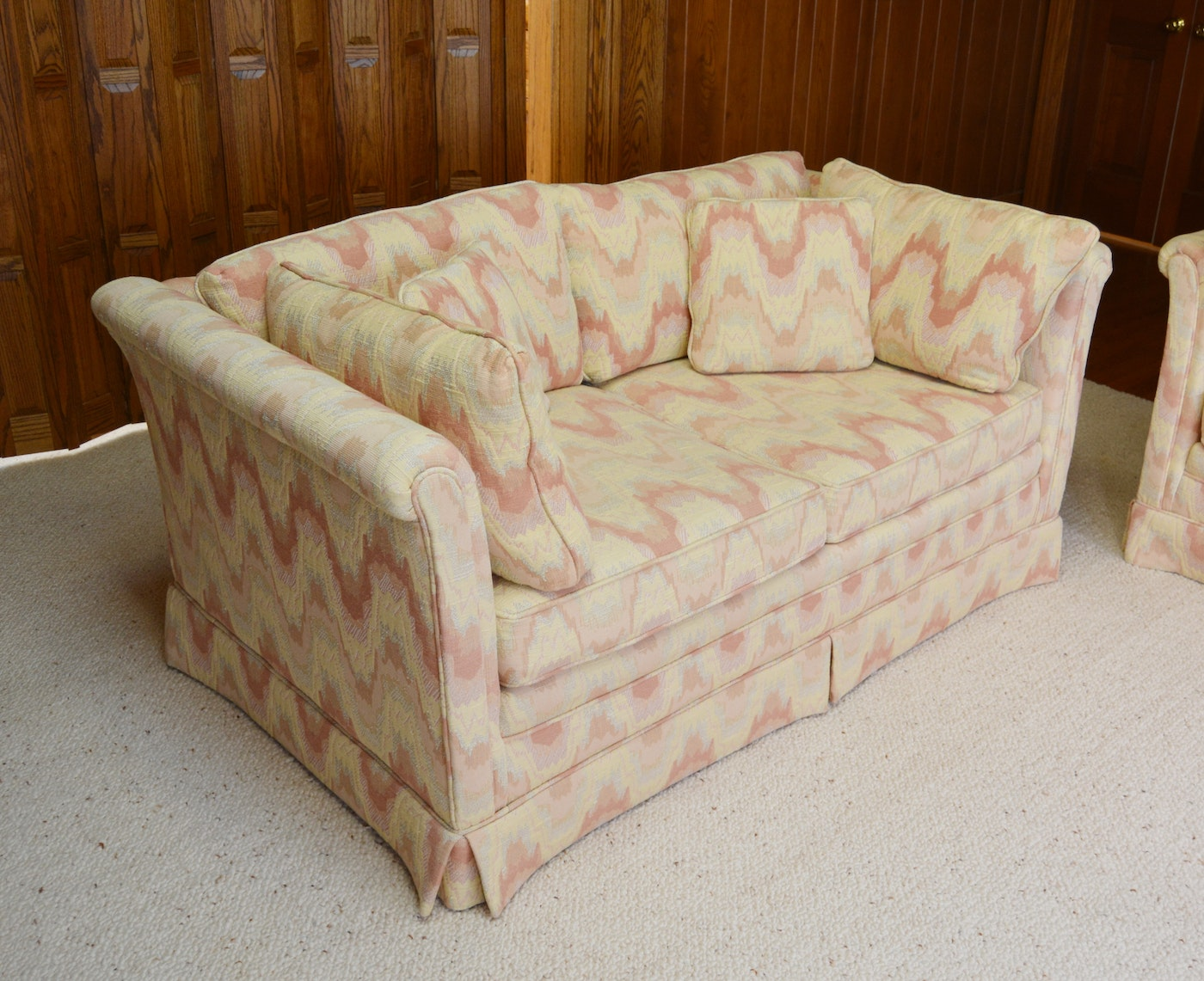 Loveseats By North Hickory Furniture, 20th Century