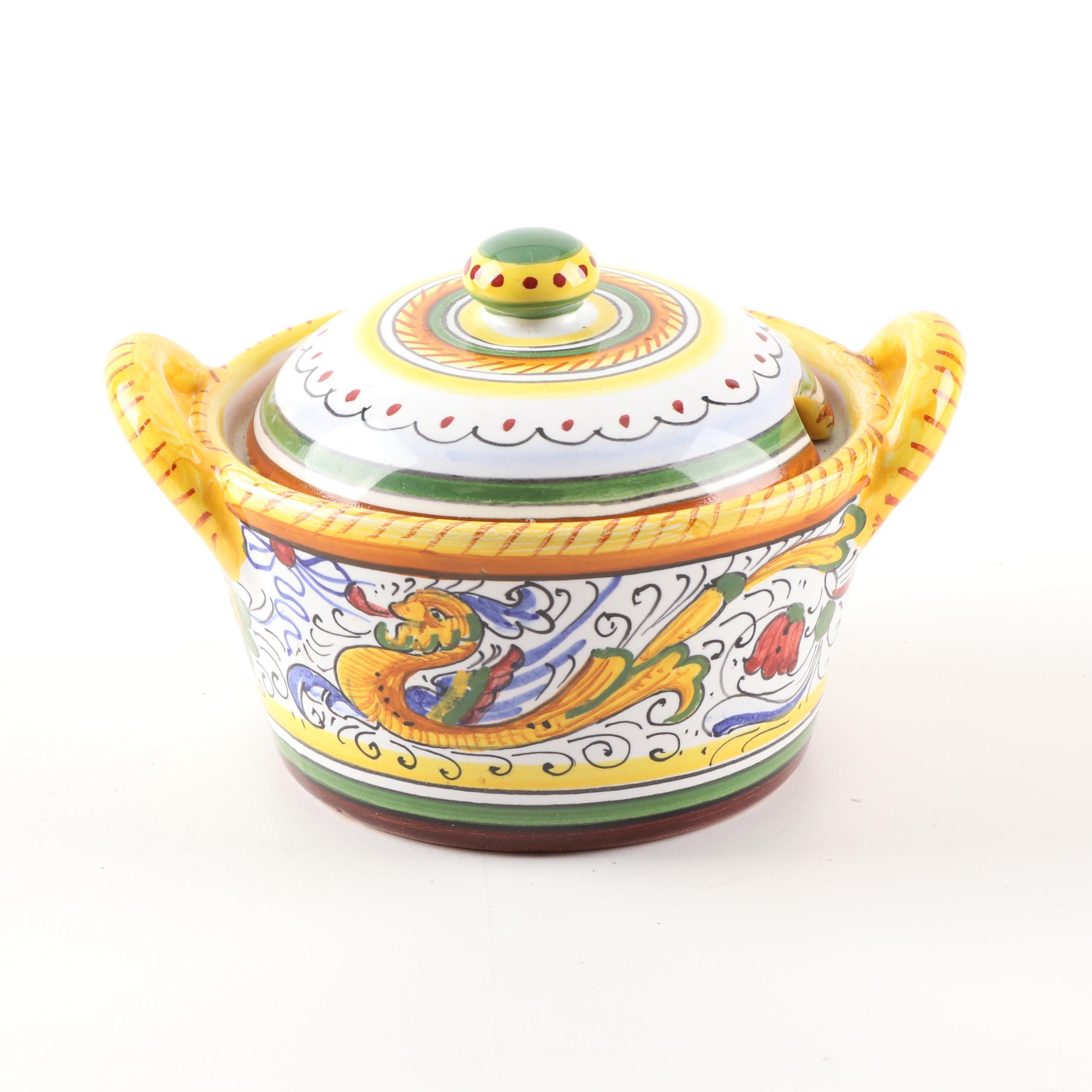 Italian Sugar Bowl