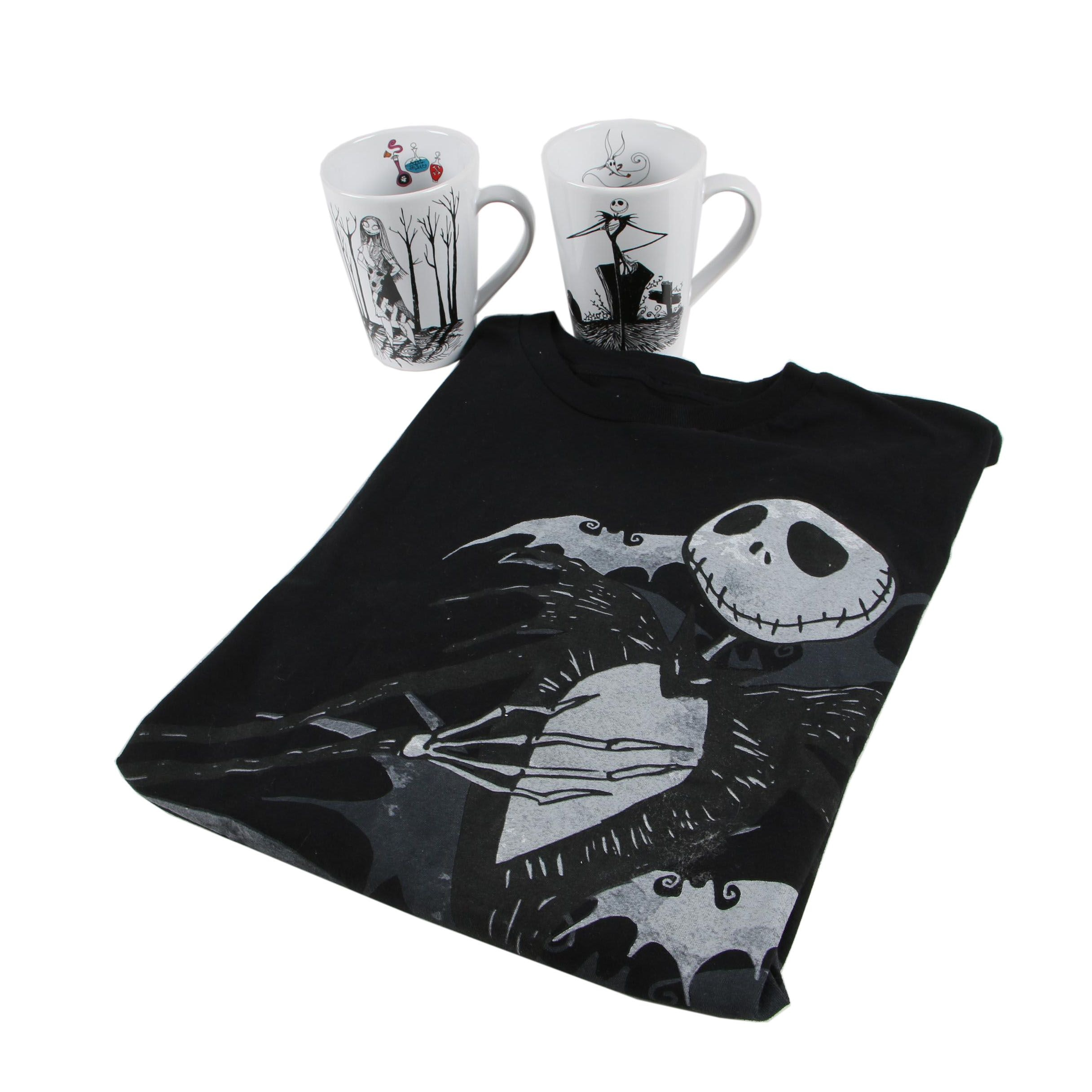 """The Nightmare Before Christmas"" Mugs and T-Shirt"