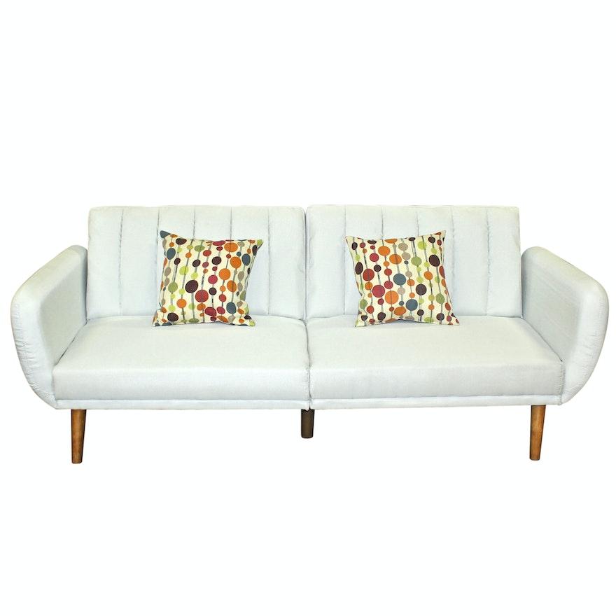 Convertible Sleeper Sofa, Contemporary