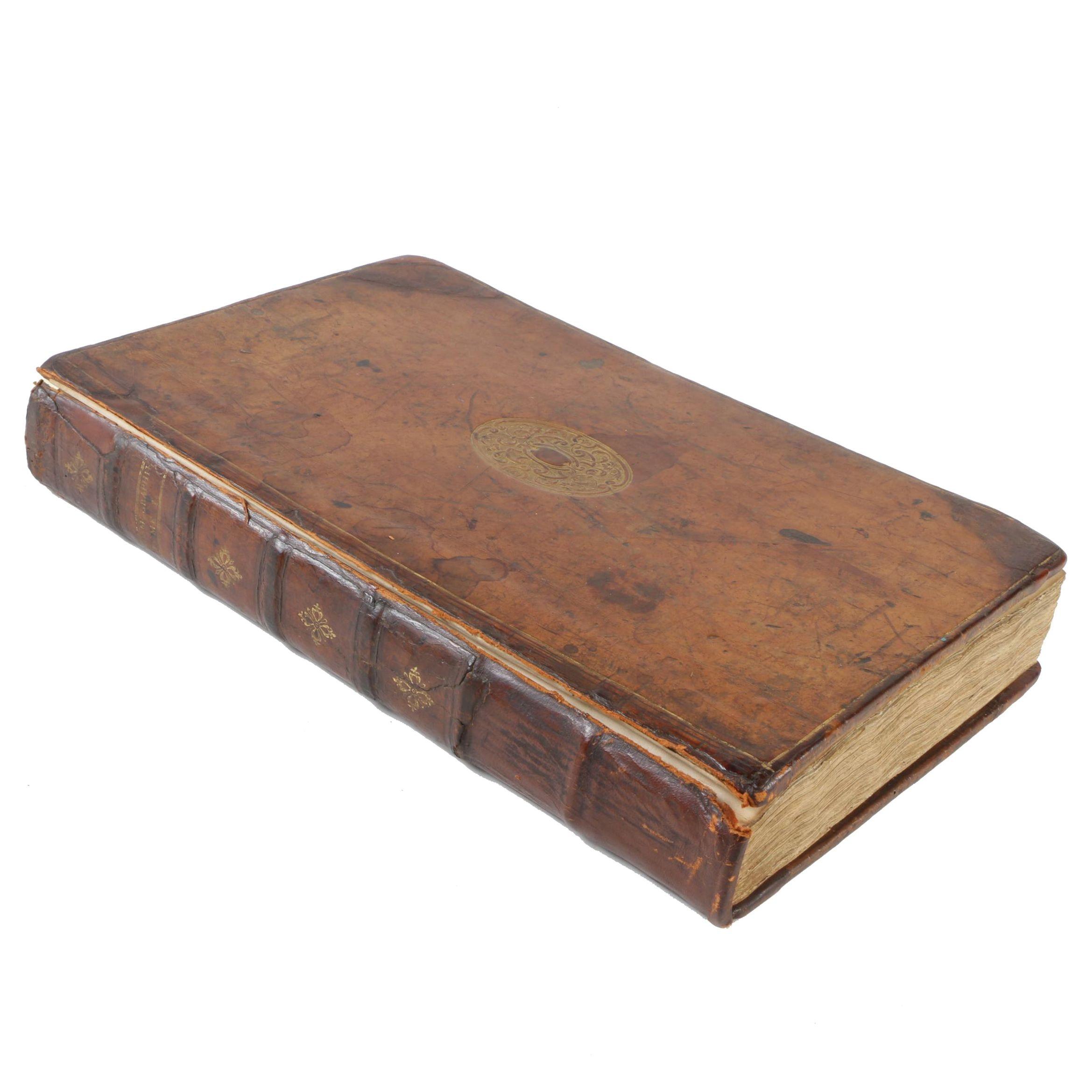 """1575 """"La Cosmographie"""" Volume I by François de Belle-Forest"""