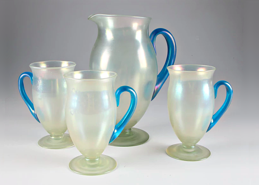 Art Glass, Antiques, Collectibles & More
