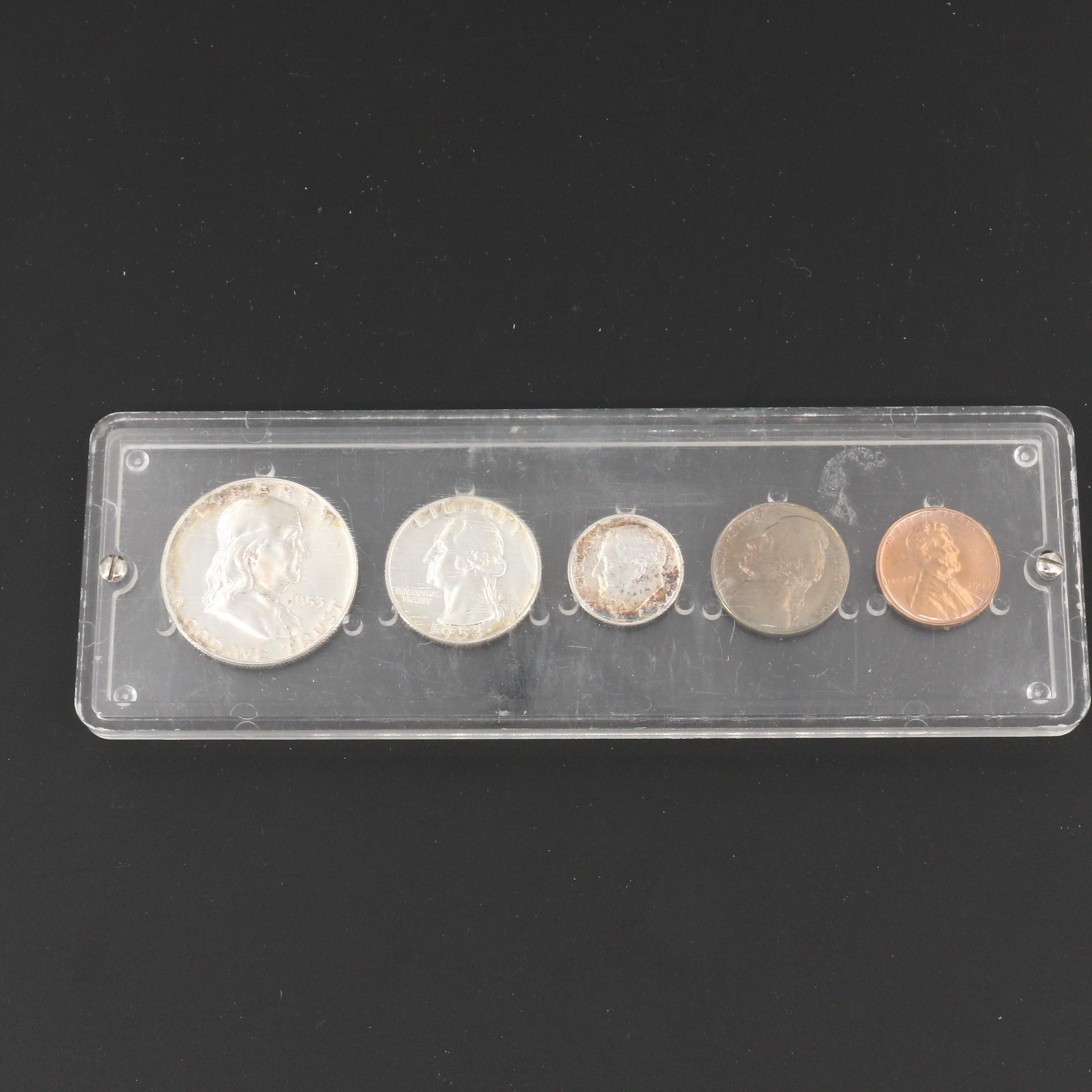 1953 U.S. Type Coin Proof Set