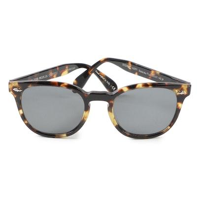a96135ca8 Oliver Peoples Sheldrake Plus Polarized Prescription Sunglasses with Case