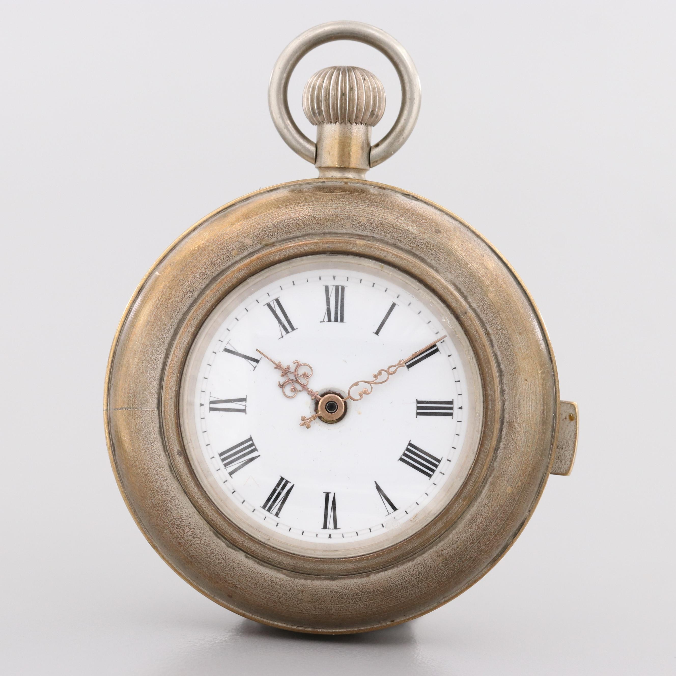 Swiss Quarter Hour Repeater Pocket Watch