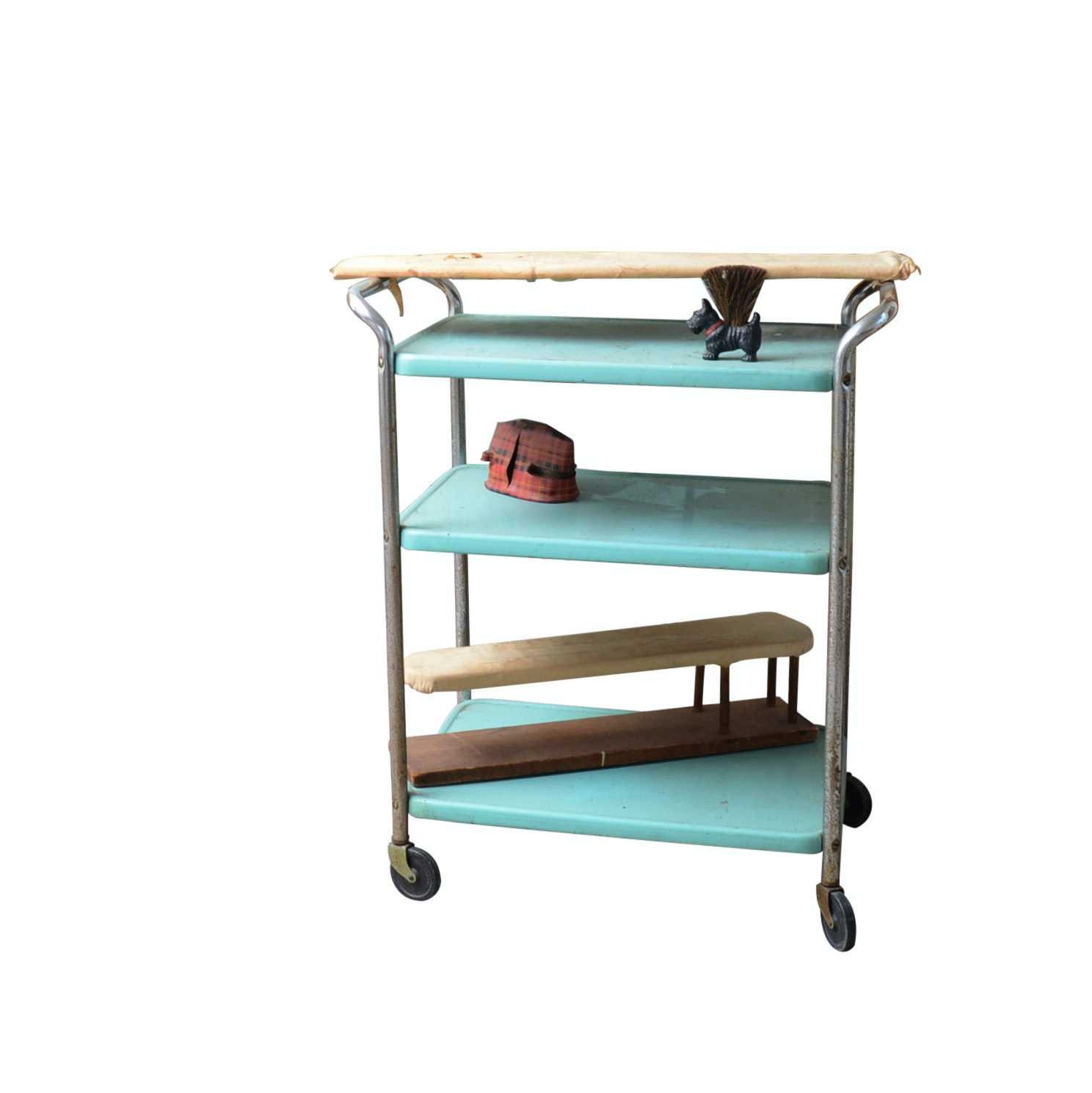 Wood Ironing Boards, Kitchen Cart, and More