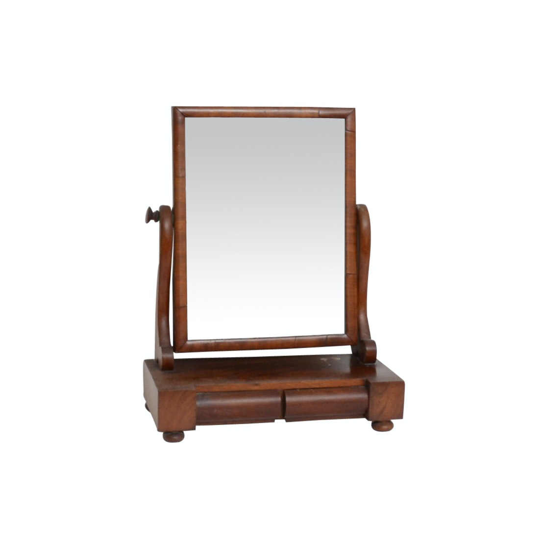 Gentleman's Dressing Mirror