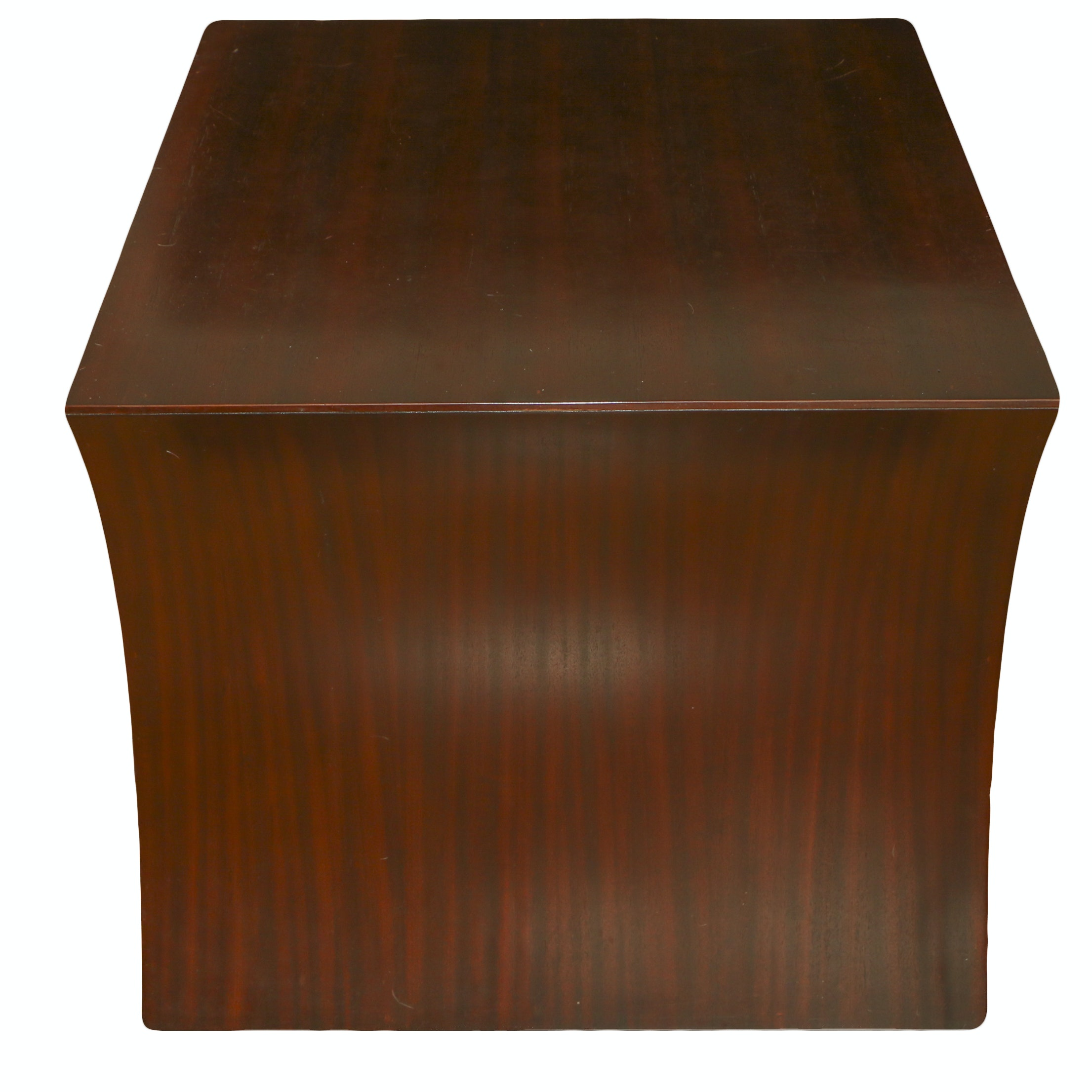 Contemporary Wooden Side Table