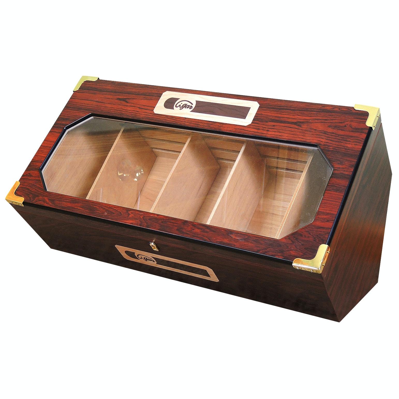 Tabletop Cigar Humidor