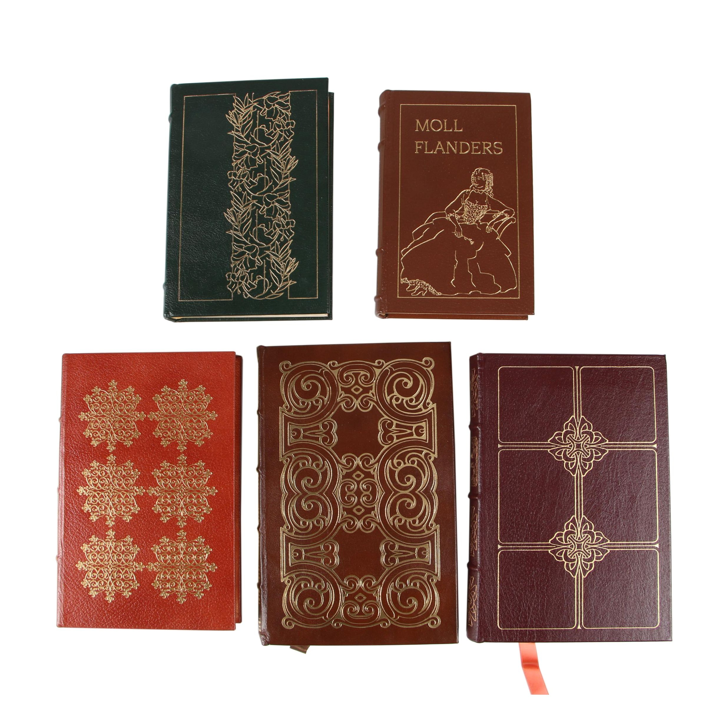 Easton Press Collector's Editions by British Authors