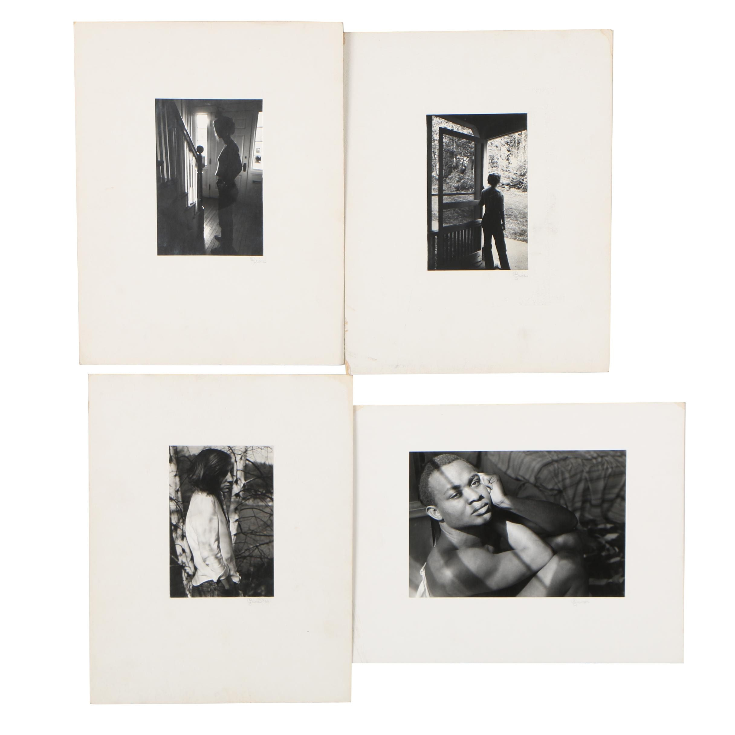 Deidre C. Grimes Figural Silver Gelatin Photographs