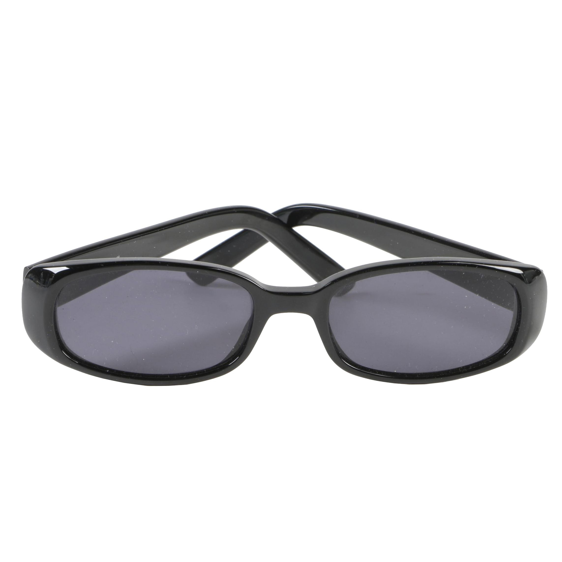 Gucci GG 2452/S Black Sunglasses with Case, Made in Italy