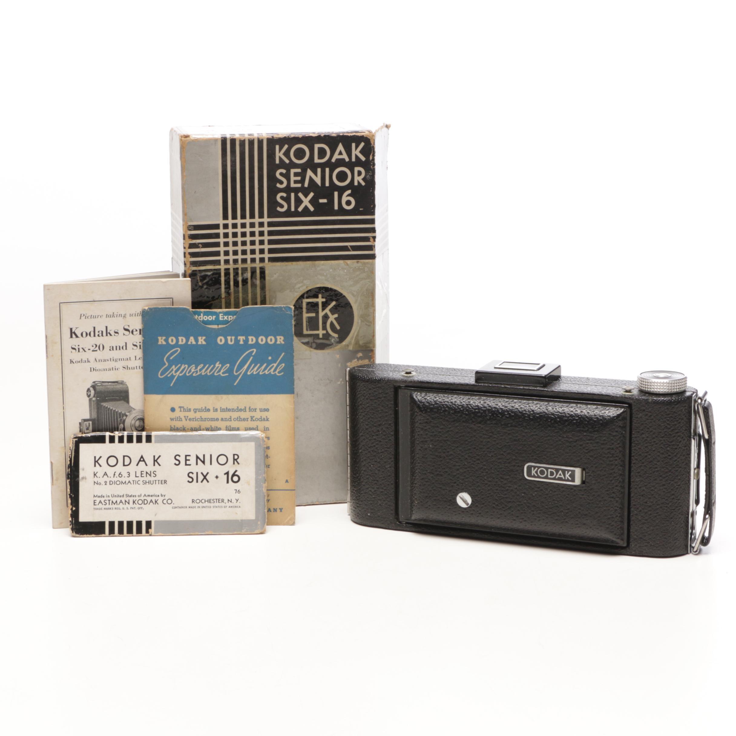 Kodak Senior Six-16 Camera