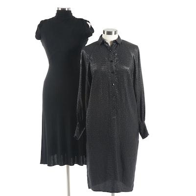 754f24df86 1980s Black Cocktail Dresses Including Saks Fifth Avenue   EBTH