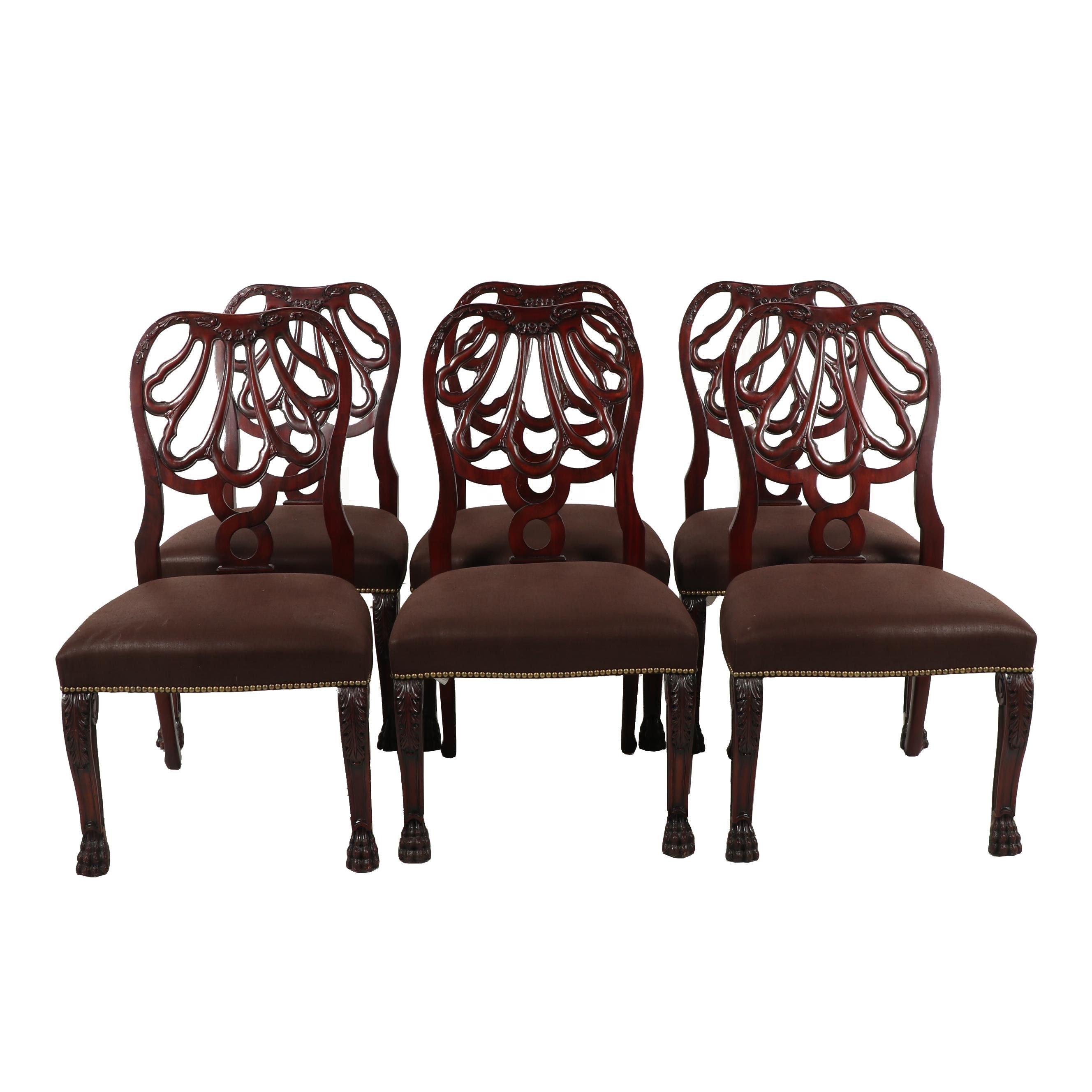 Set of six Ralph Lauren Dining Chairs