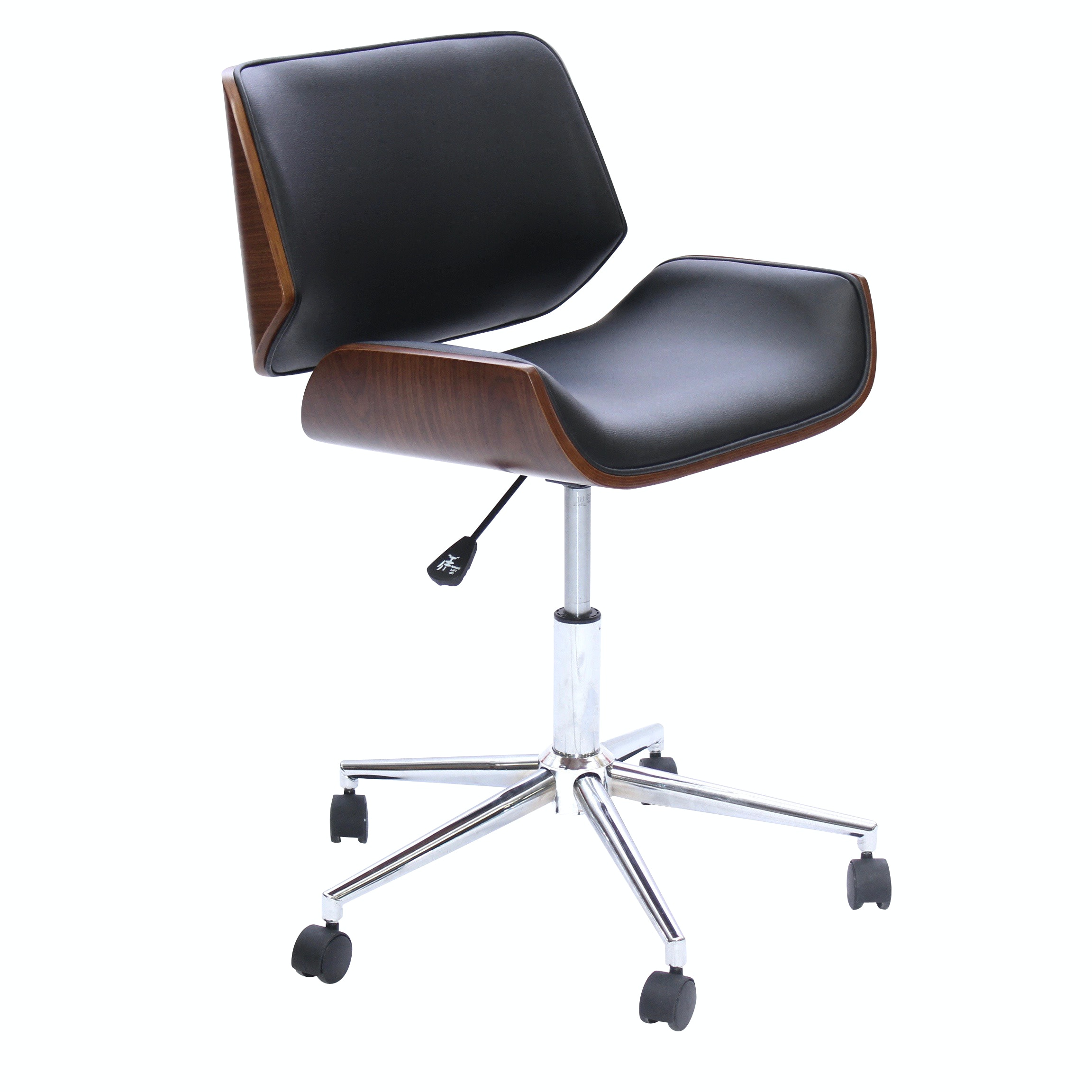 Mid-Century Modern Style Office Chair, Contemporary