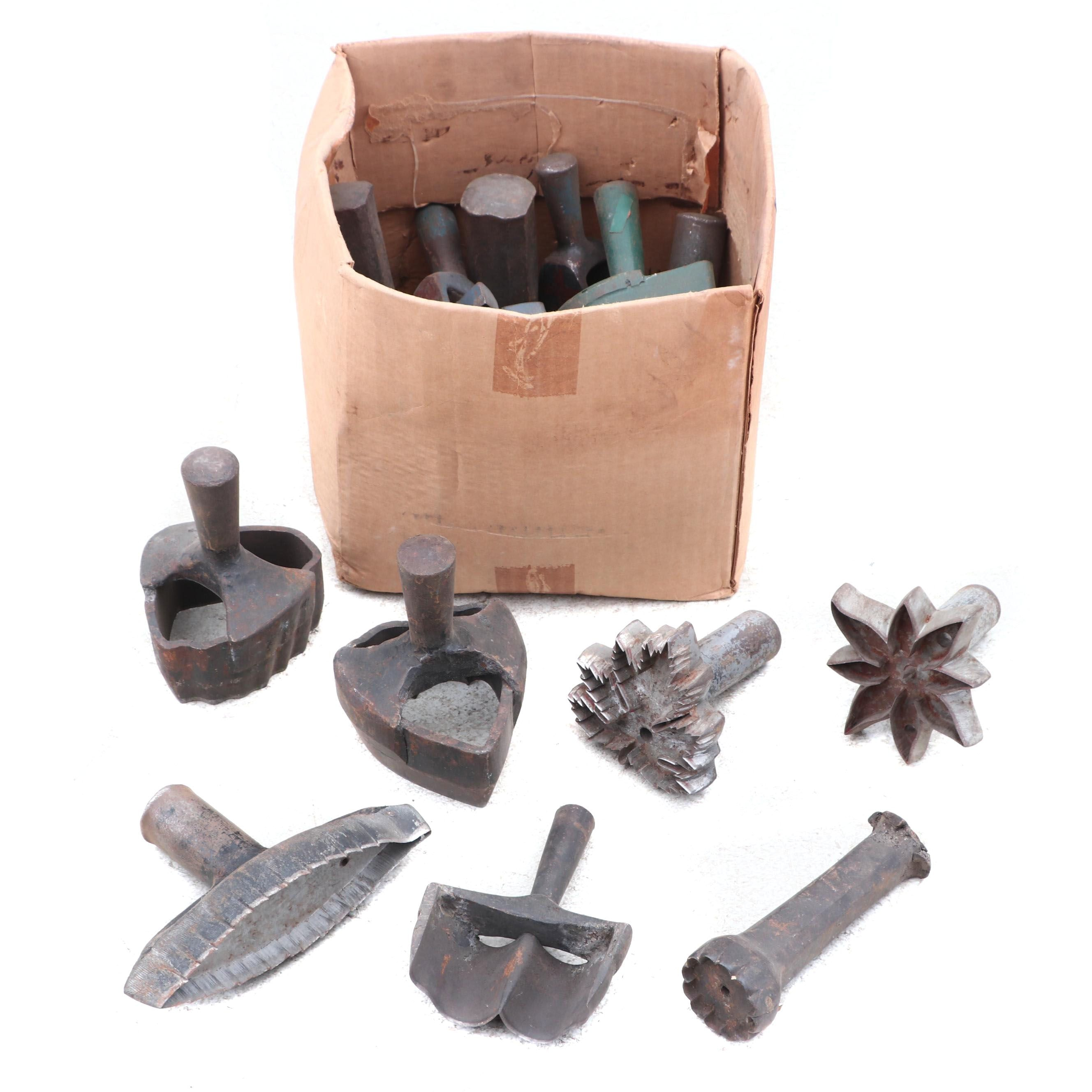 Vintage Tool and Die Punches