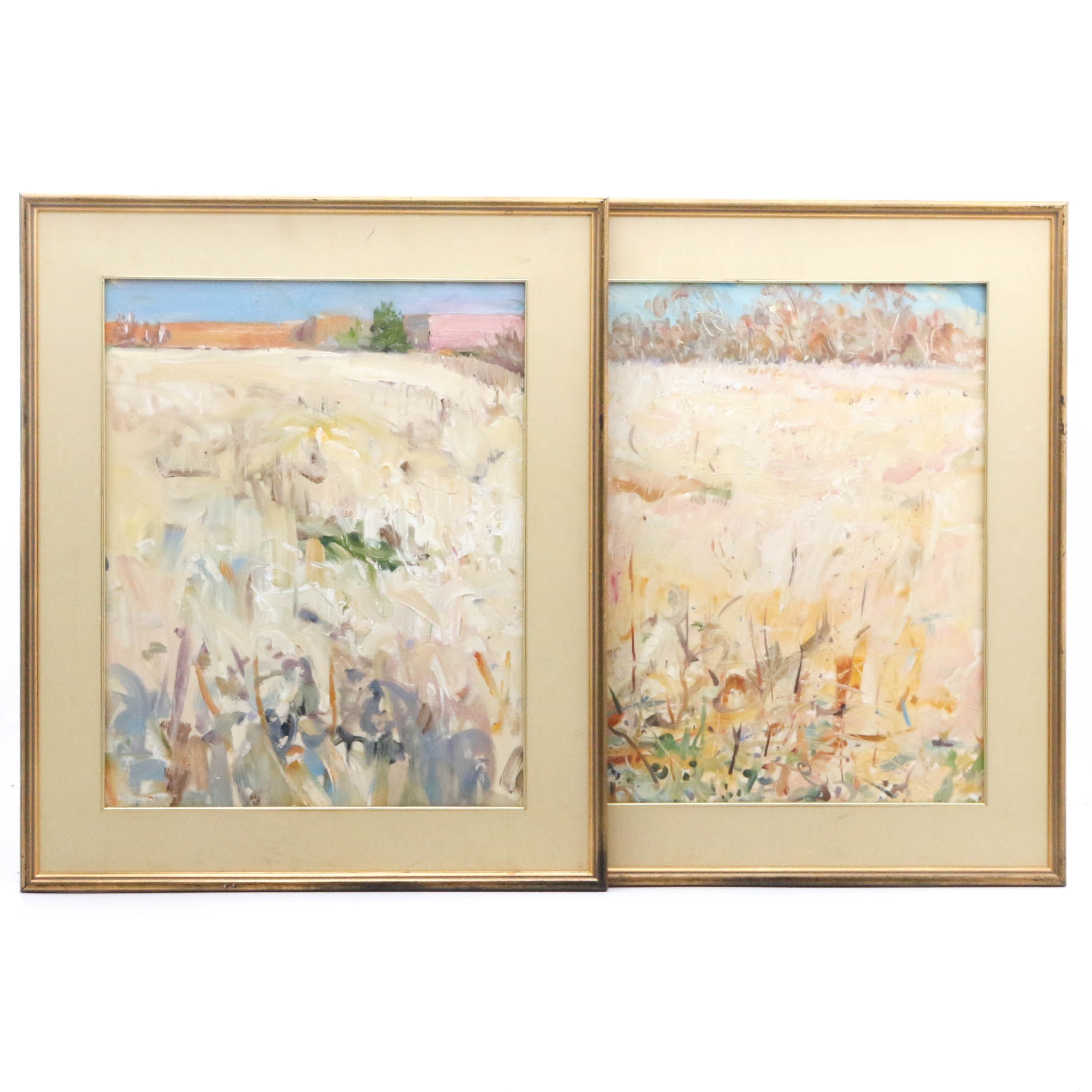 Impressionist Landscape Oil Paintings