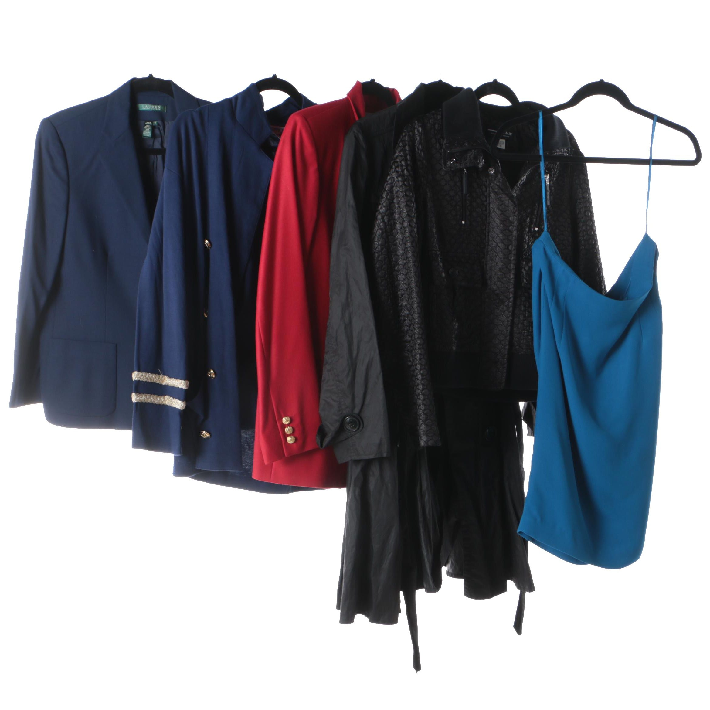 Women's Blazers, Jackets and Skirt Including Bianca Nygard Weekend and I.N.C.