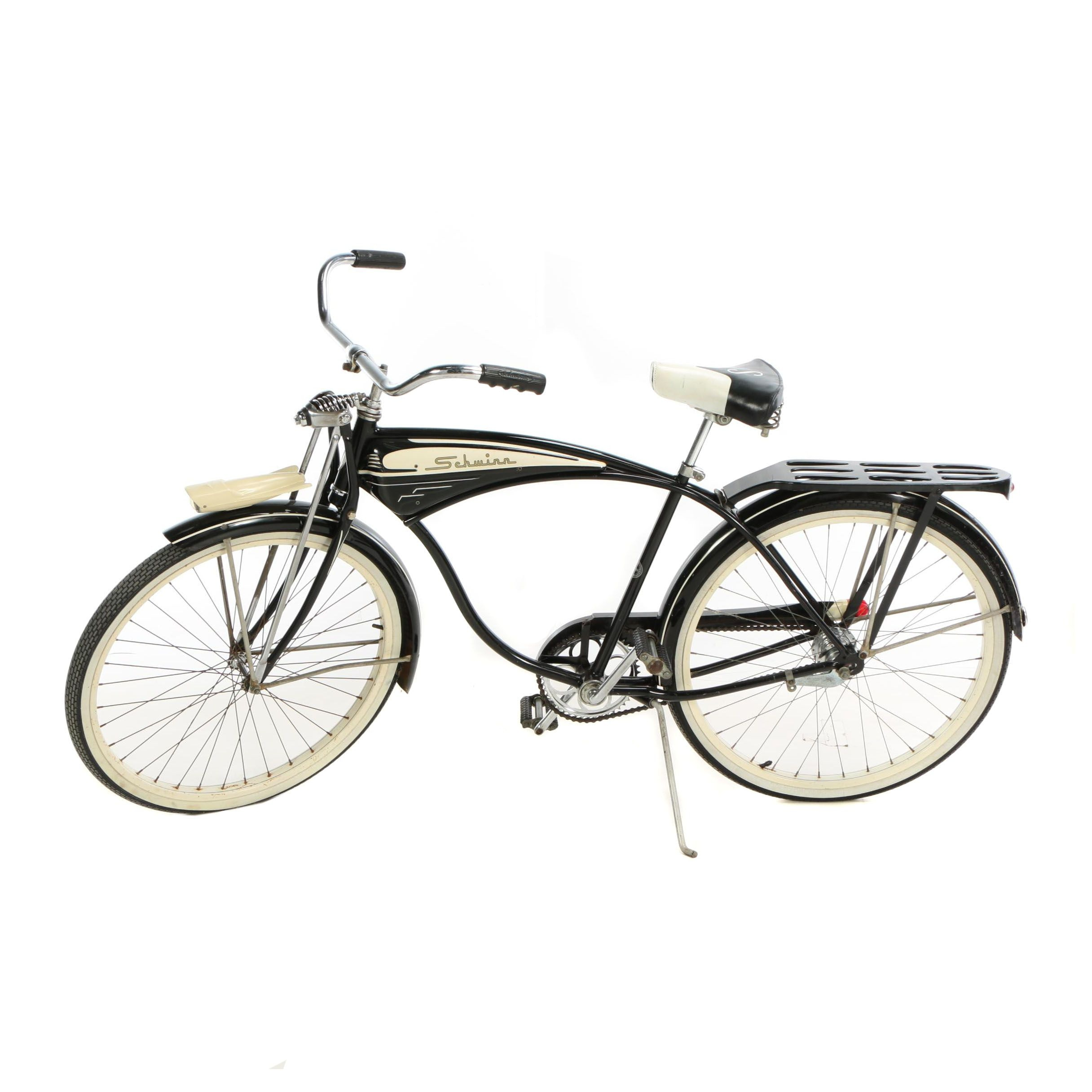 "Schwinn ""Hornet"" Men's Cruiser Bicycle, 1952-1964"